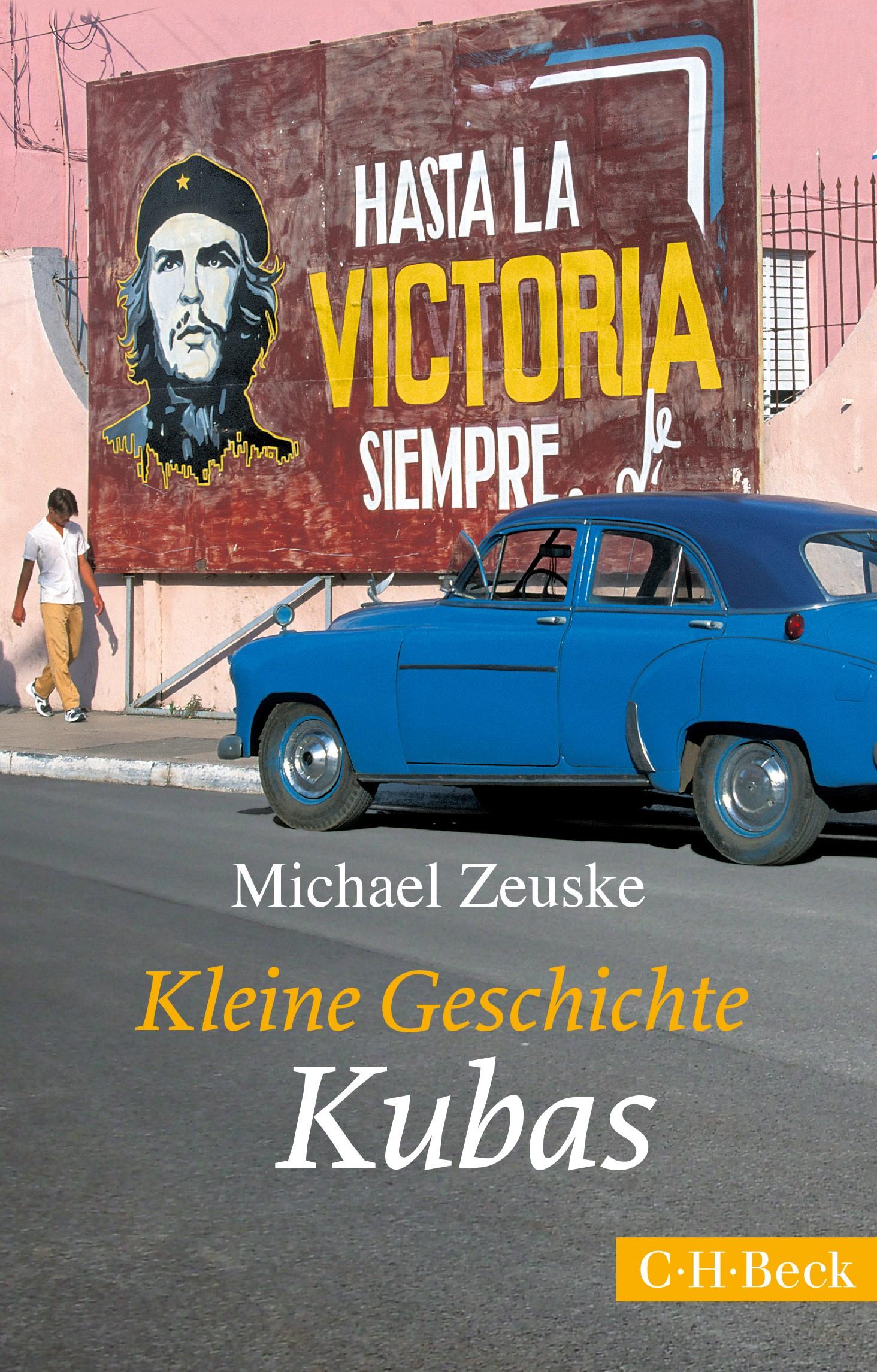 Cover des Buches 'Kleine Geschichte Kubas'