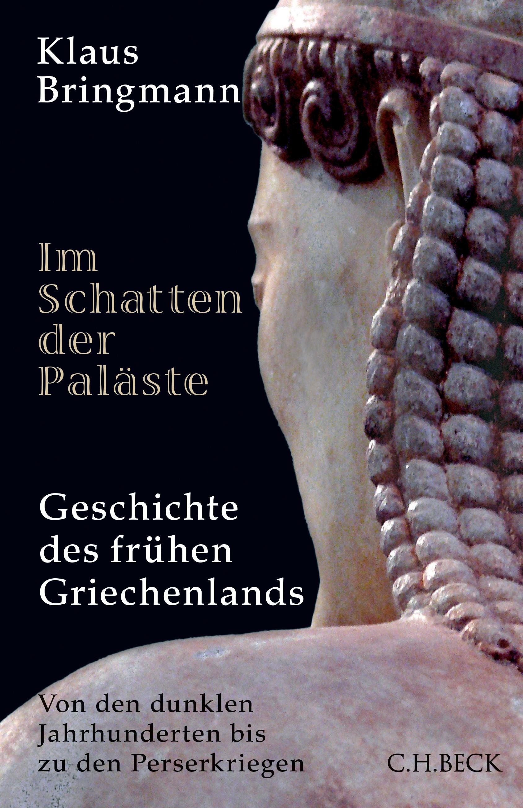 Cover des Buches 'Im Schatten der Paläste'