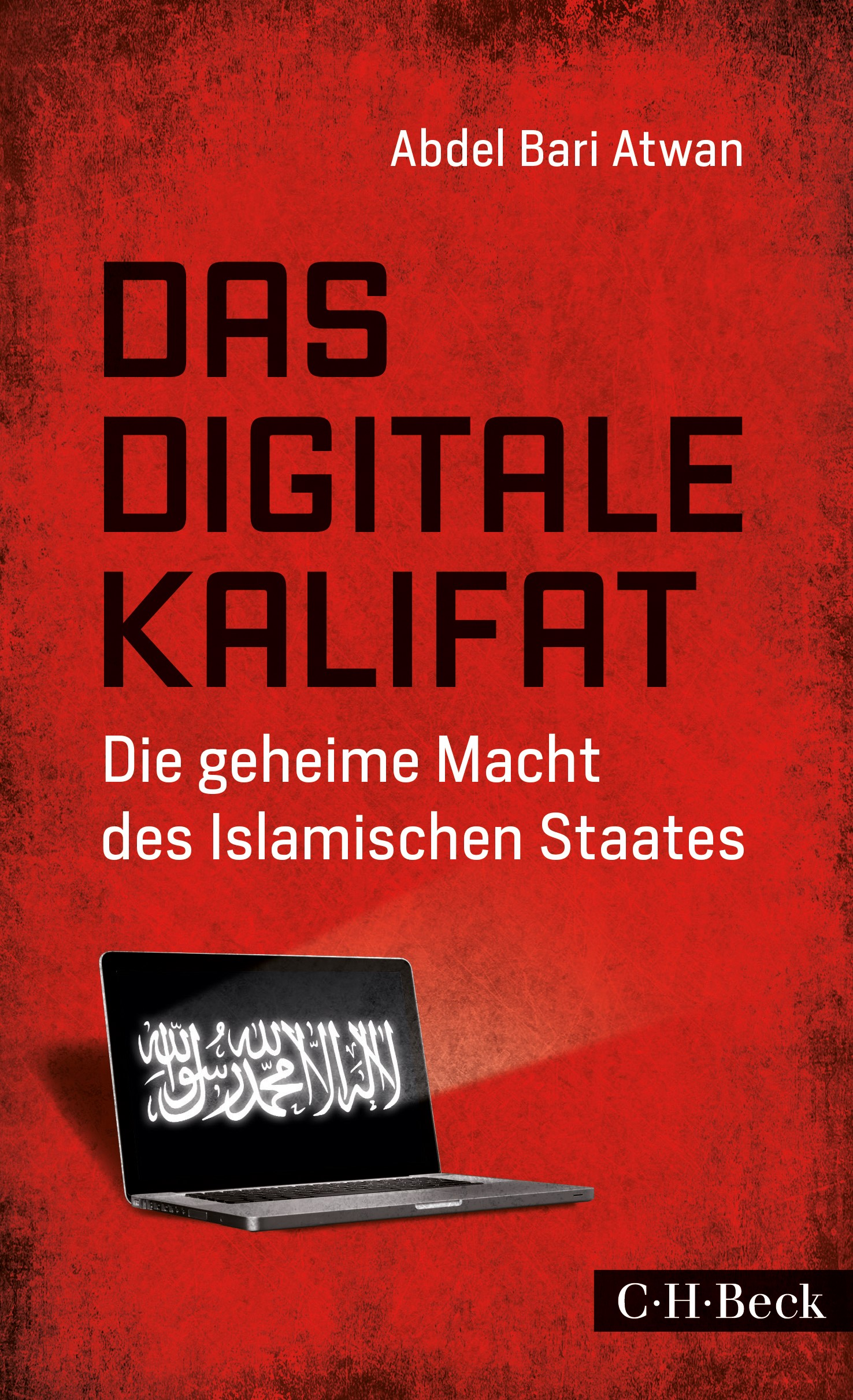 Cover des Buches 'Das digitale Kalifat'