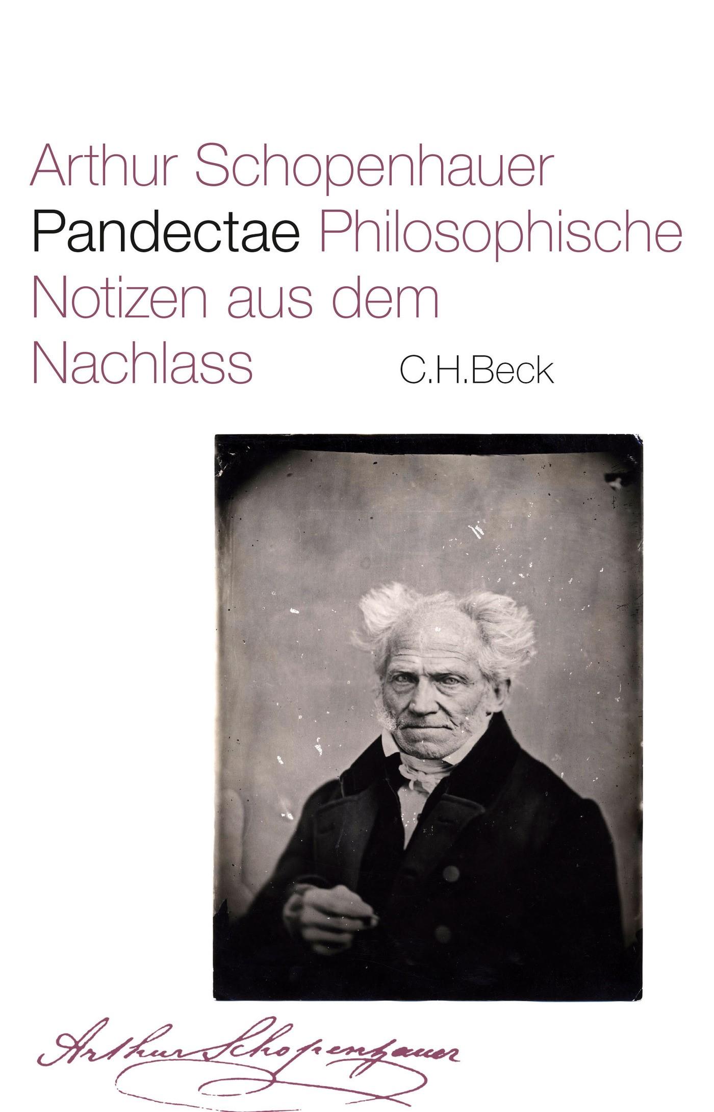 Cover des Buches 'Pandectae'