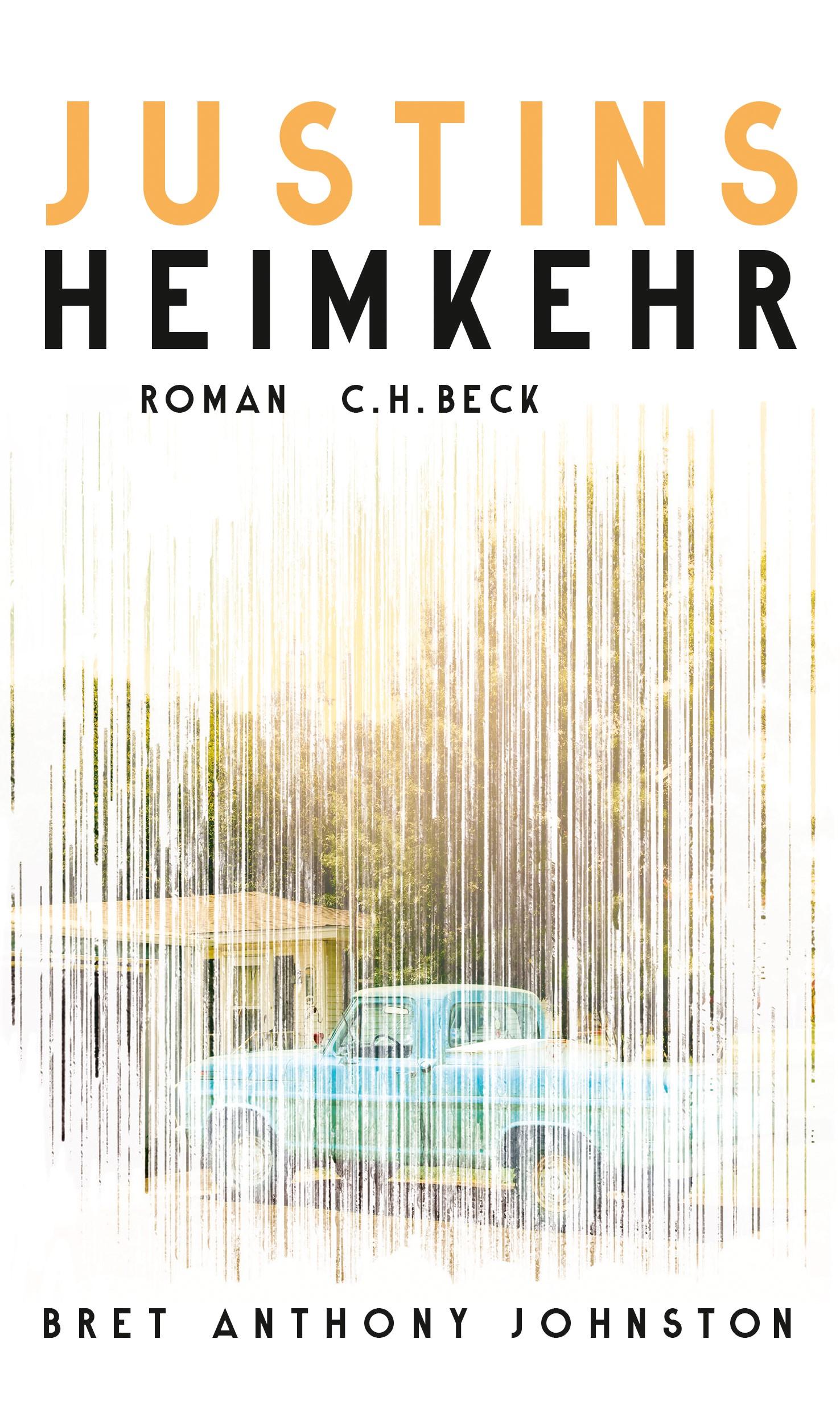Cover des Buches 'Justins Heimkehr'