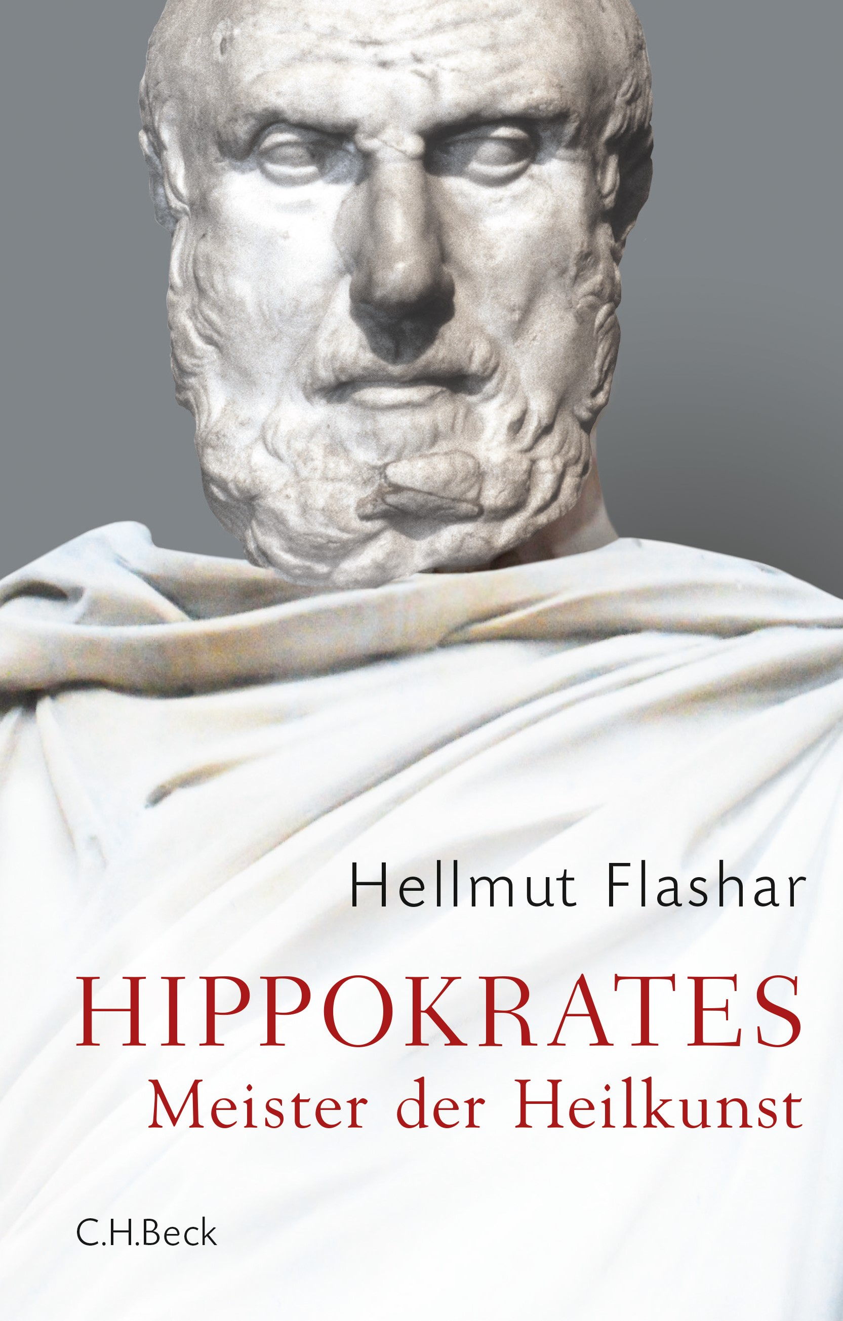 Cover des Buches 'Hippokrates'
