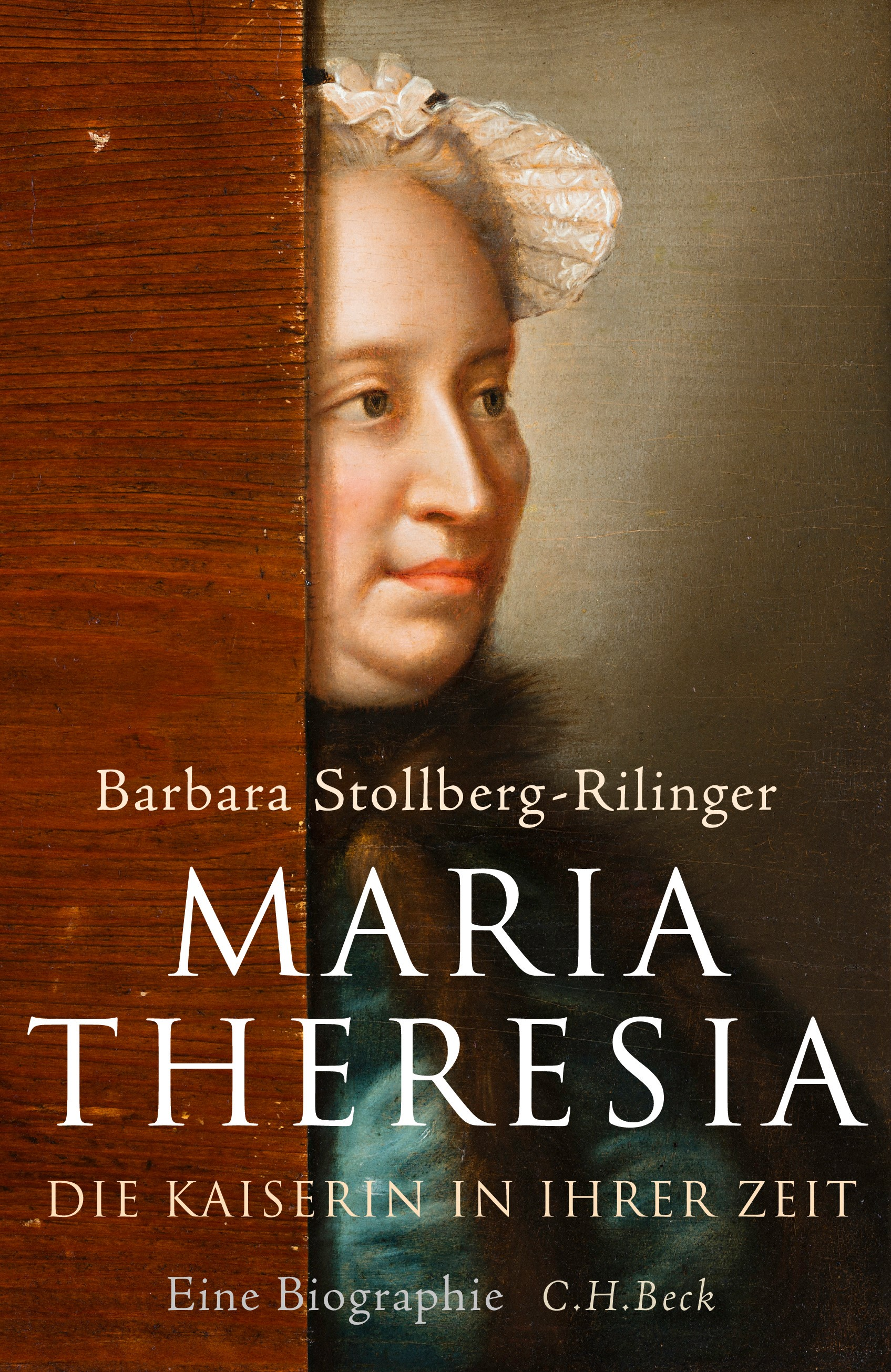 Cover des Buches 'Maria Theresia'