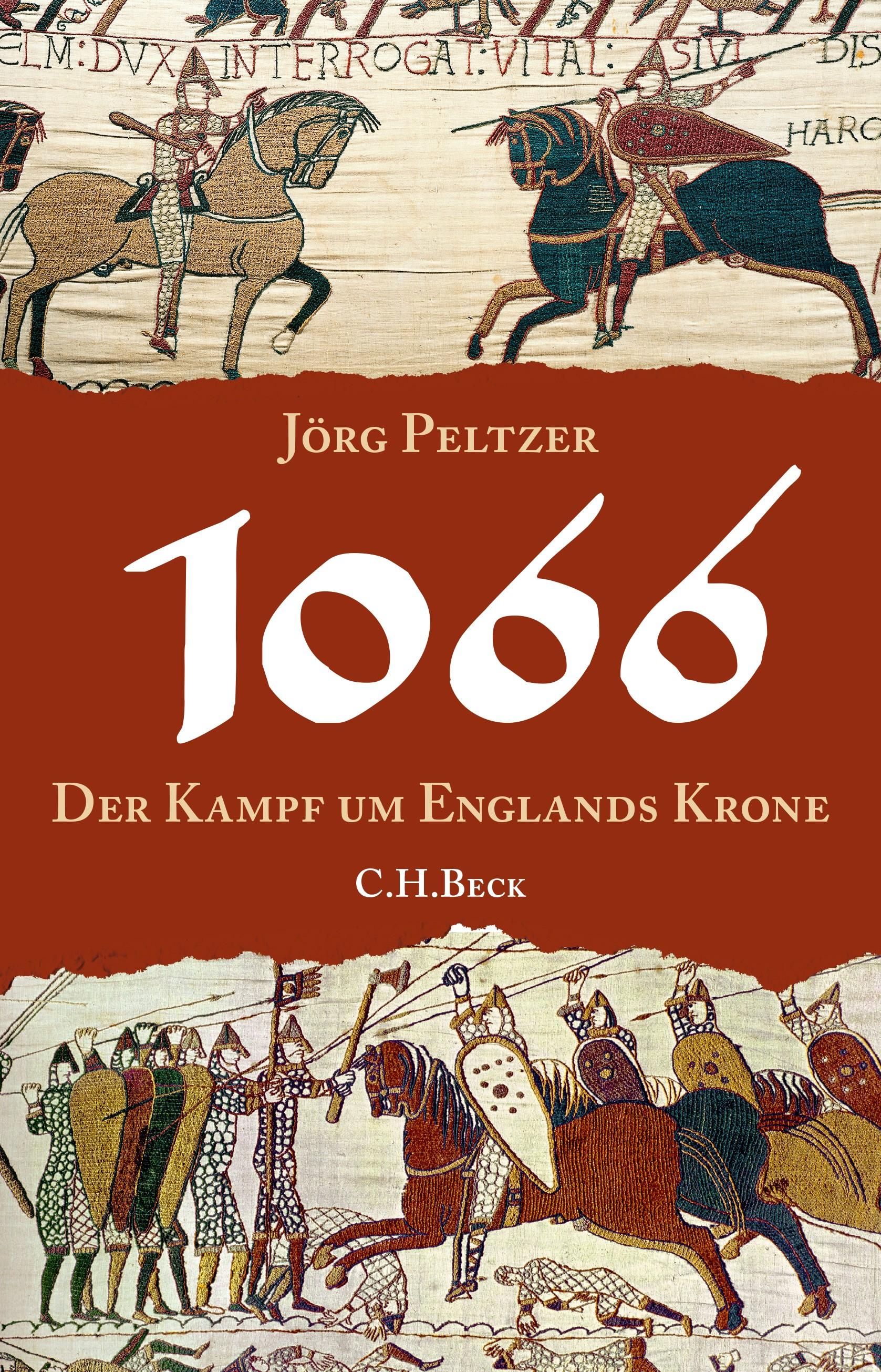 Cover des Buches '1066'