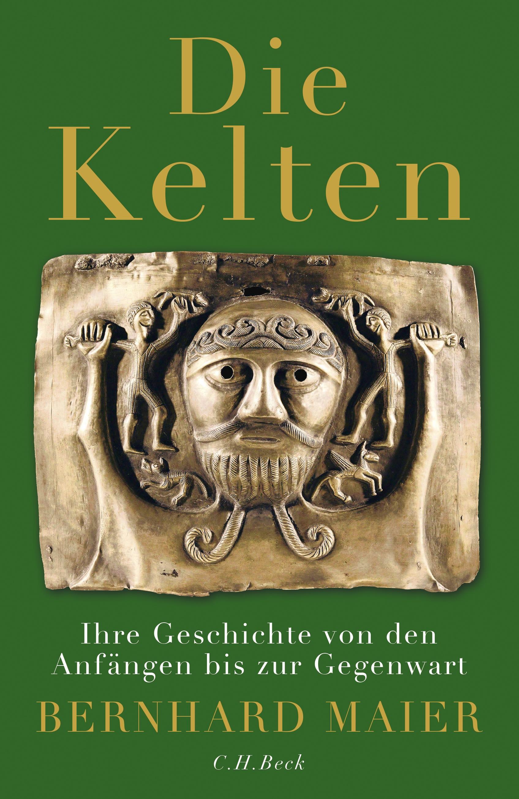 Cover des Buches 'Die Kelten'