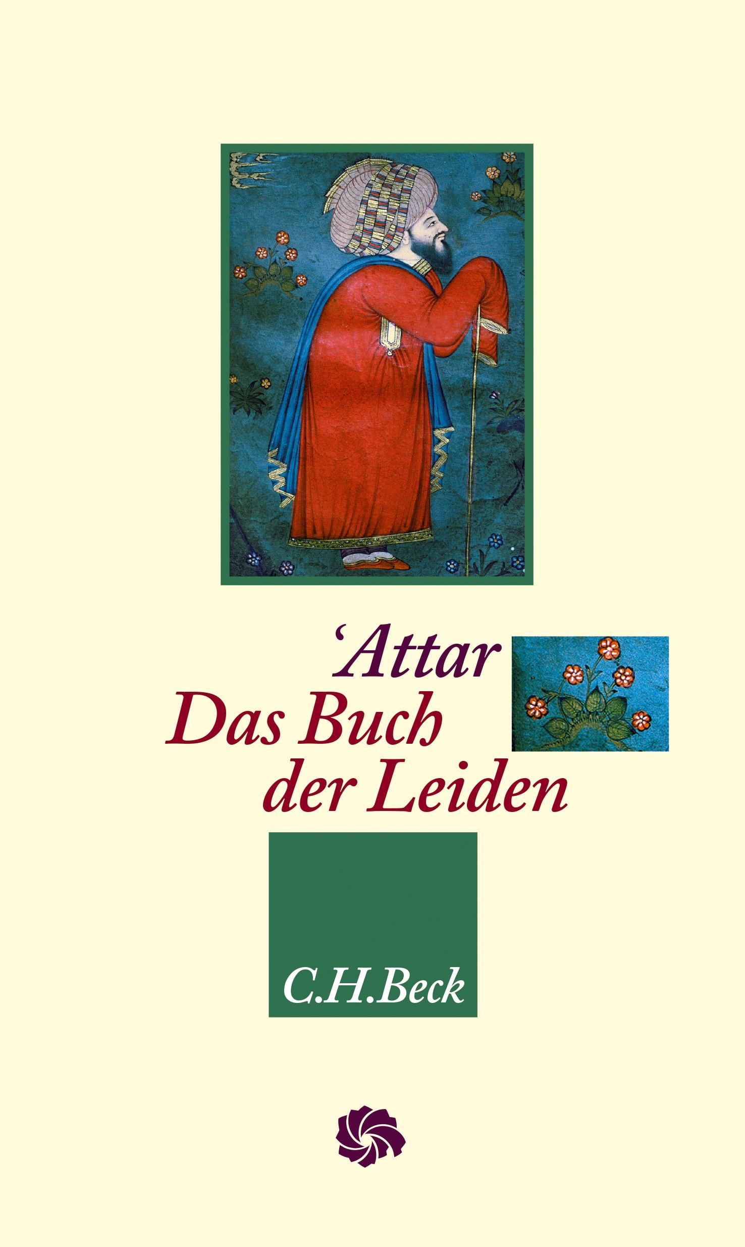 Cover des Buches 'Das Buch der Leiden'