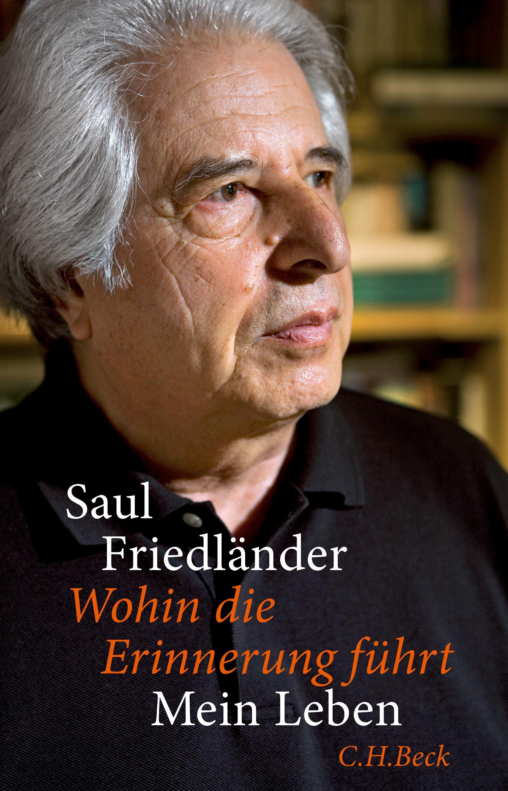 Cover des Buches 'Wohin die Erinnerung führt'