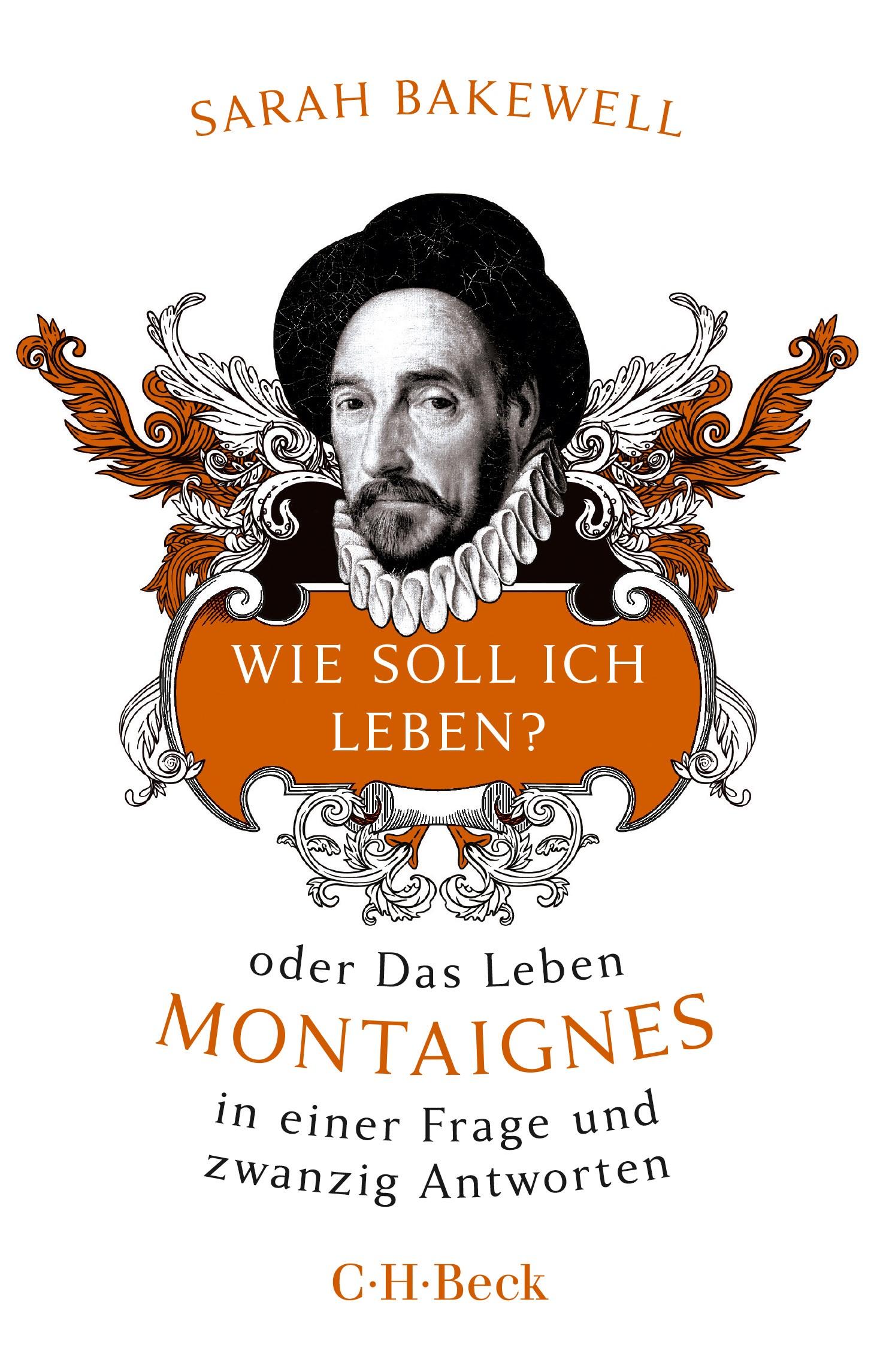 Cover des Buches 'Wie soll ich leben?'