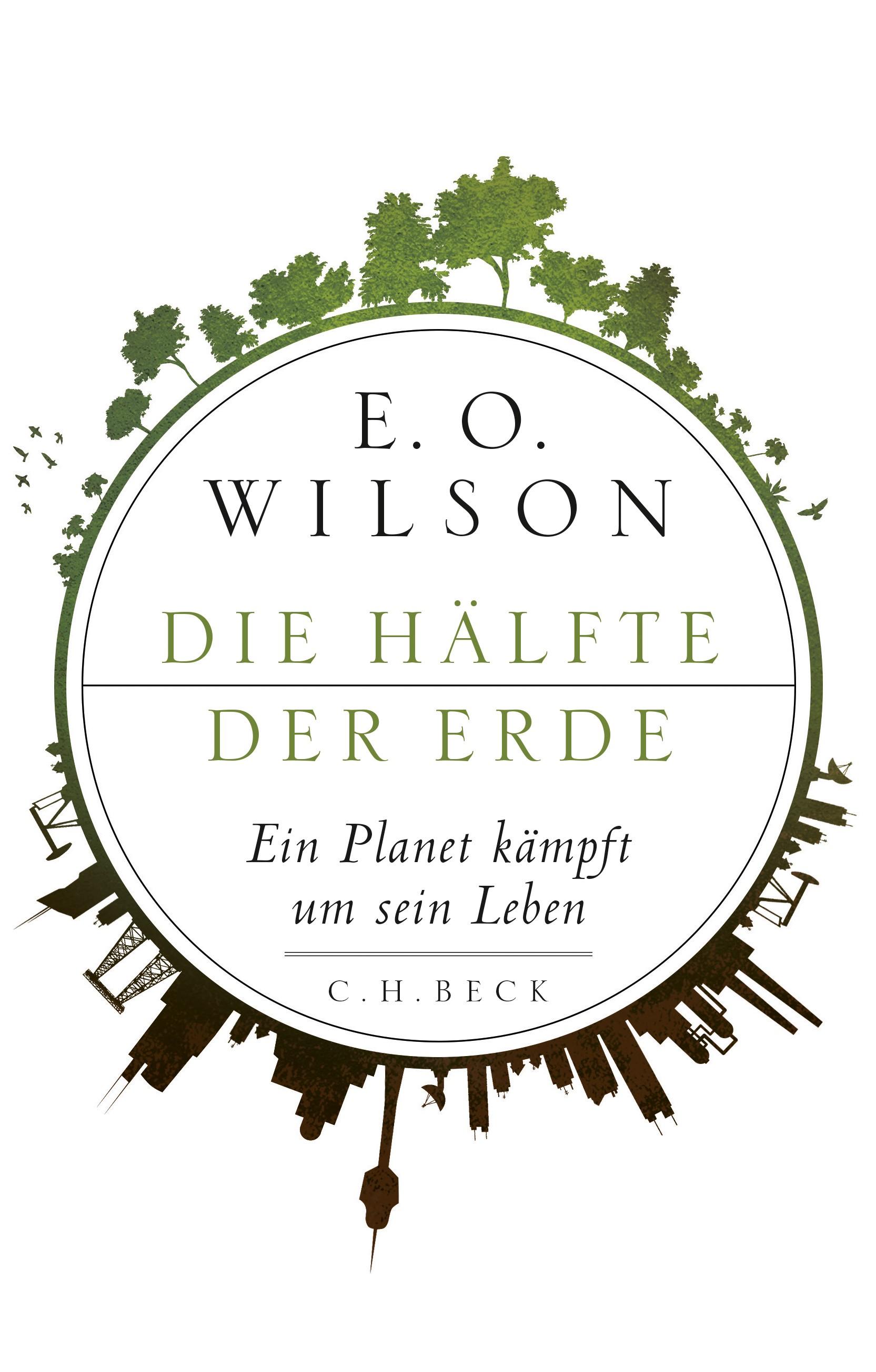 Cover des Buches 'Die Hälfte der Erde'