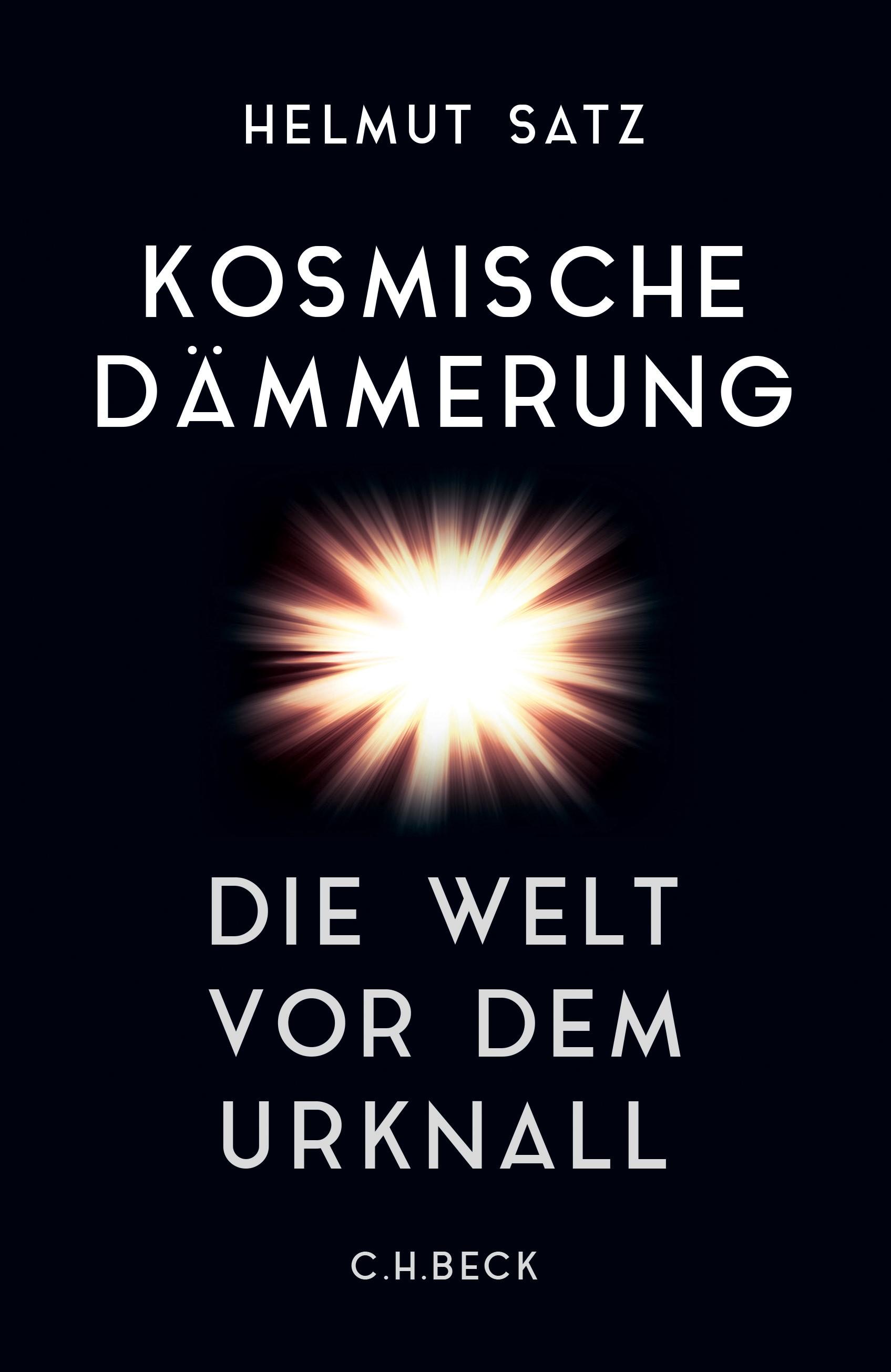 Cover des Buches 'Kosmische Dämmerung'
