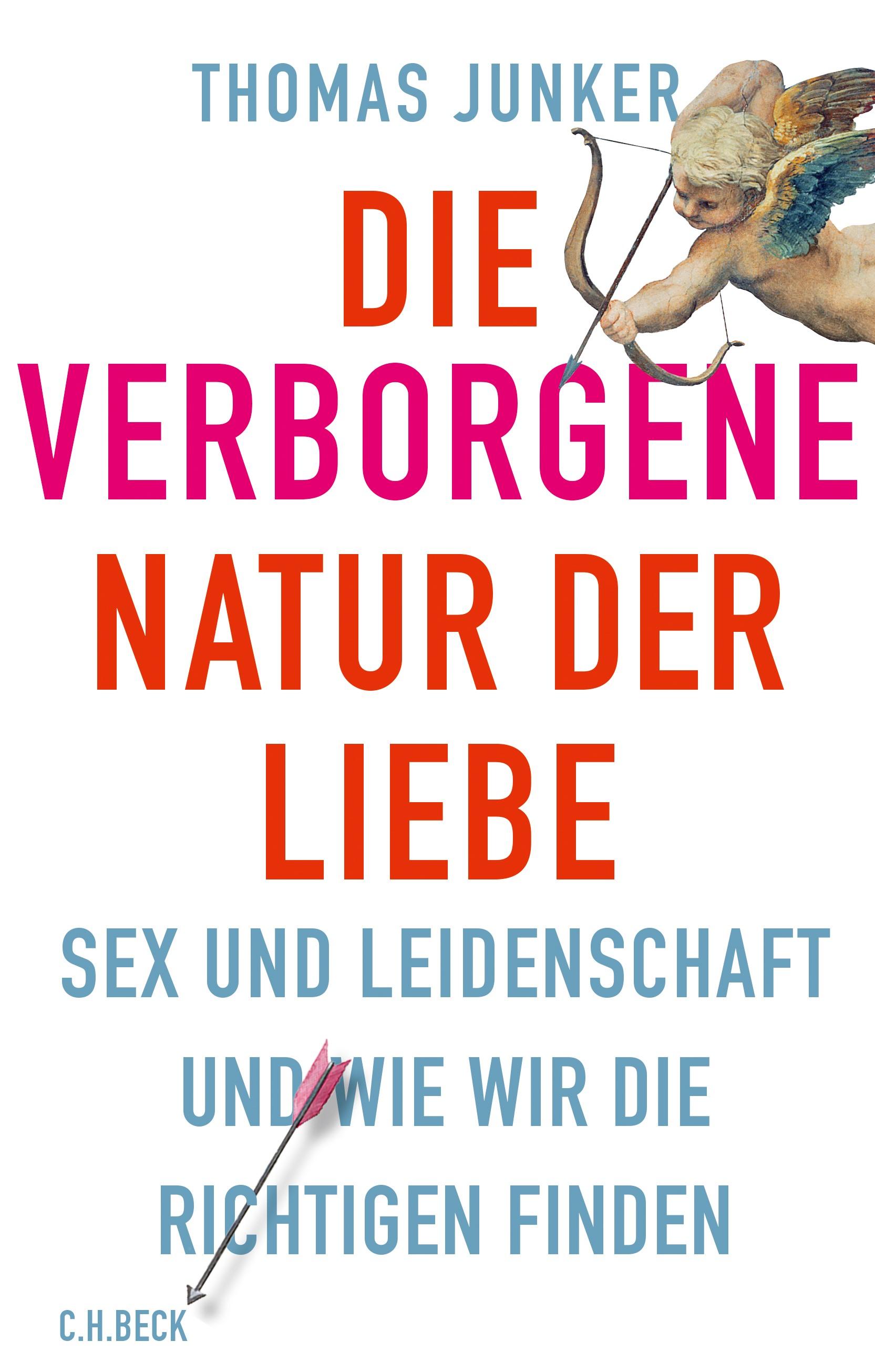 Cover des Buches 'Die verborgene Natur der Liebe'