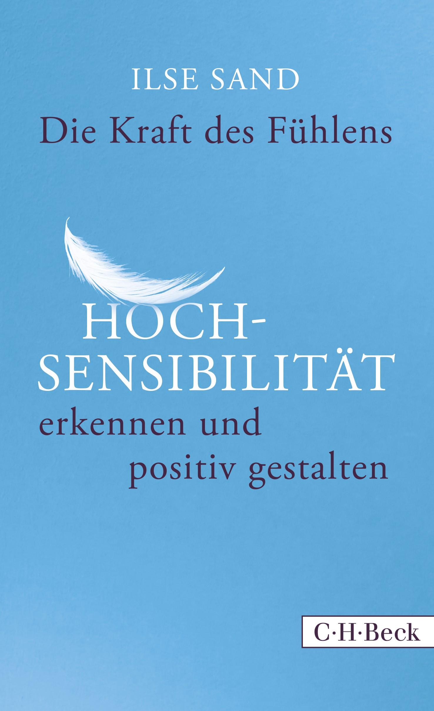 Cover des Buches 'Die Kraft des Fühlens'