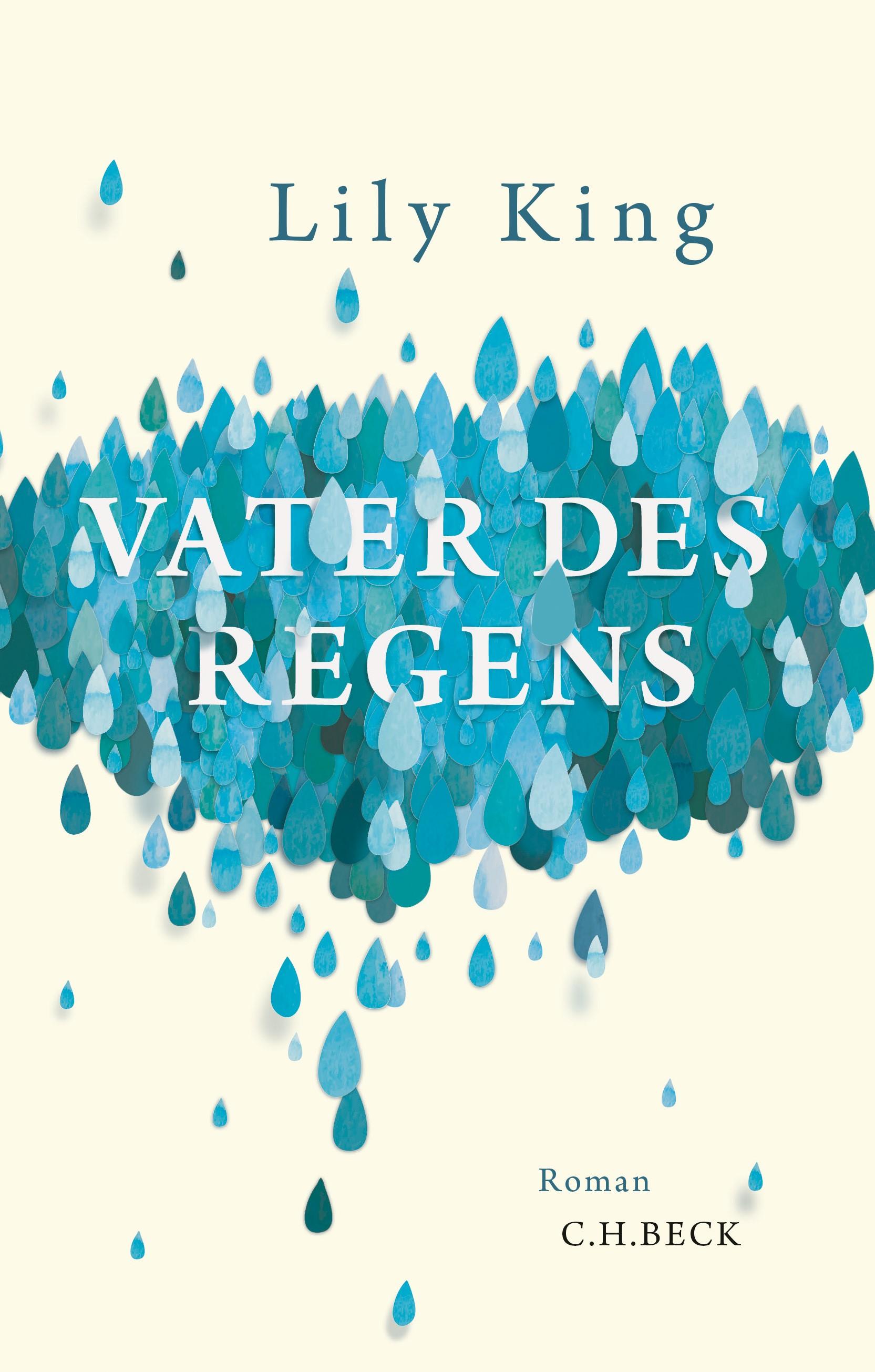 Cover des Buches 'Vater des Regens'