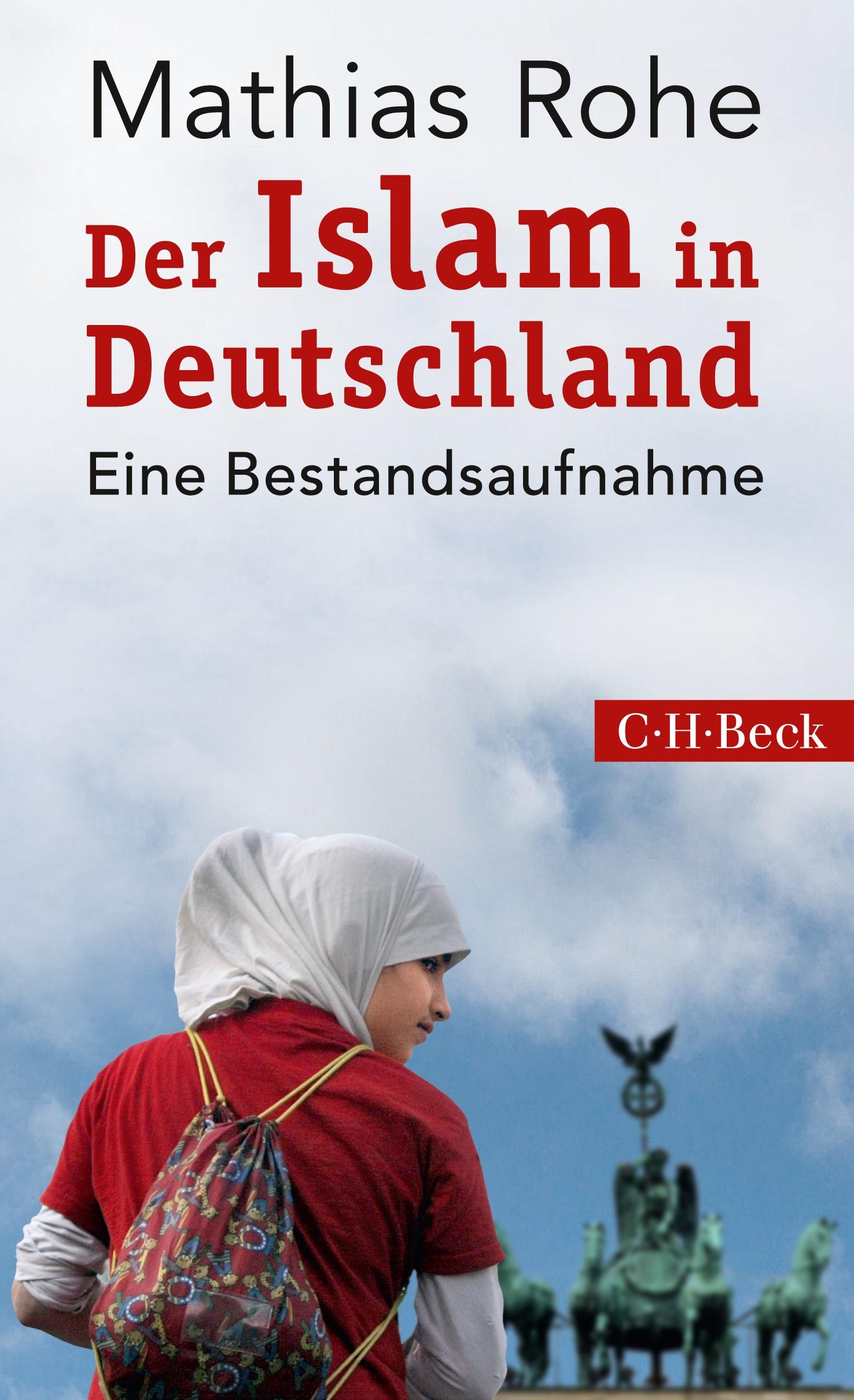 Cover des Buches 'Der Islam in Deutschland'