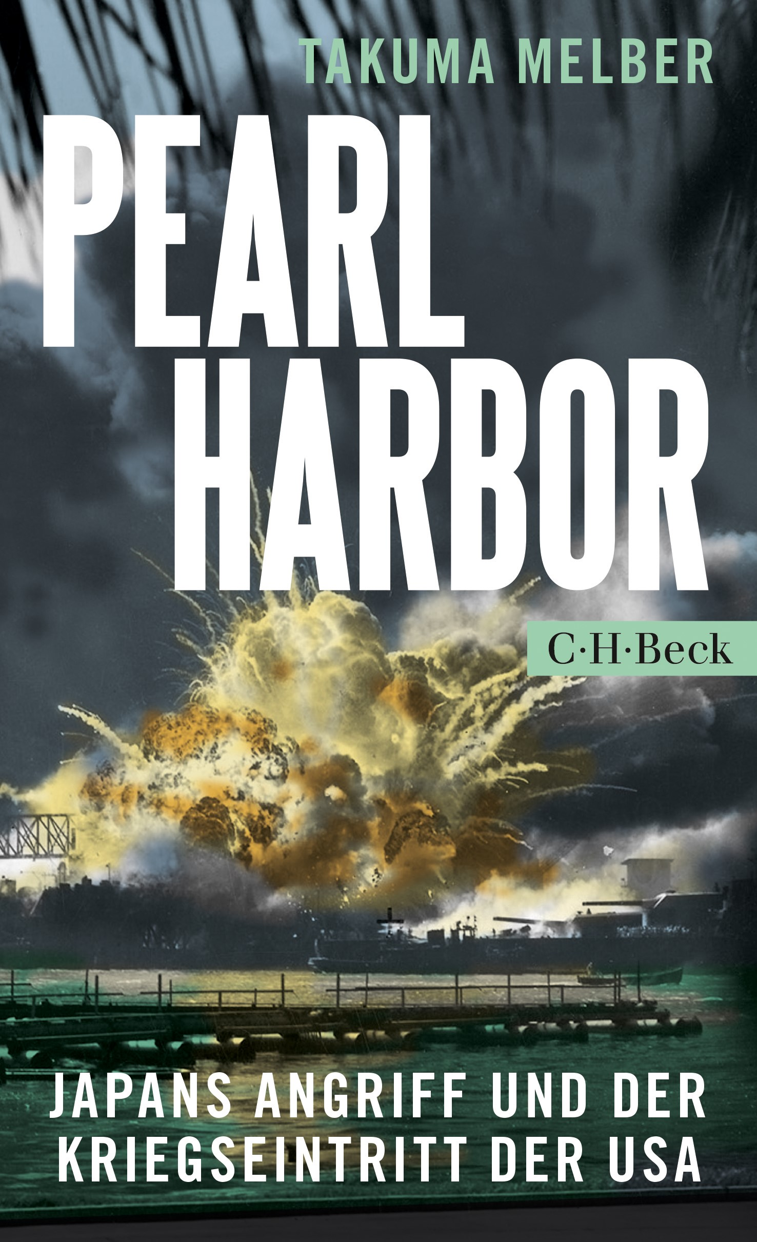 Cover des Buches 'Pearl Harbor'