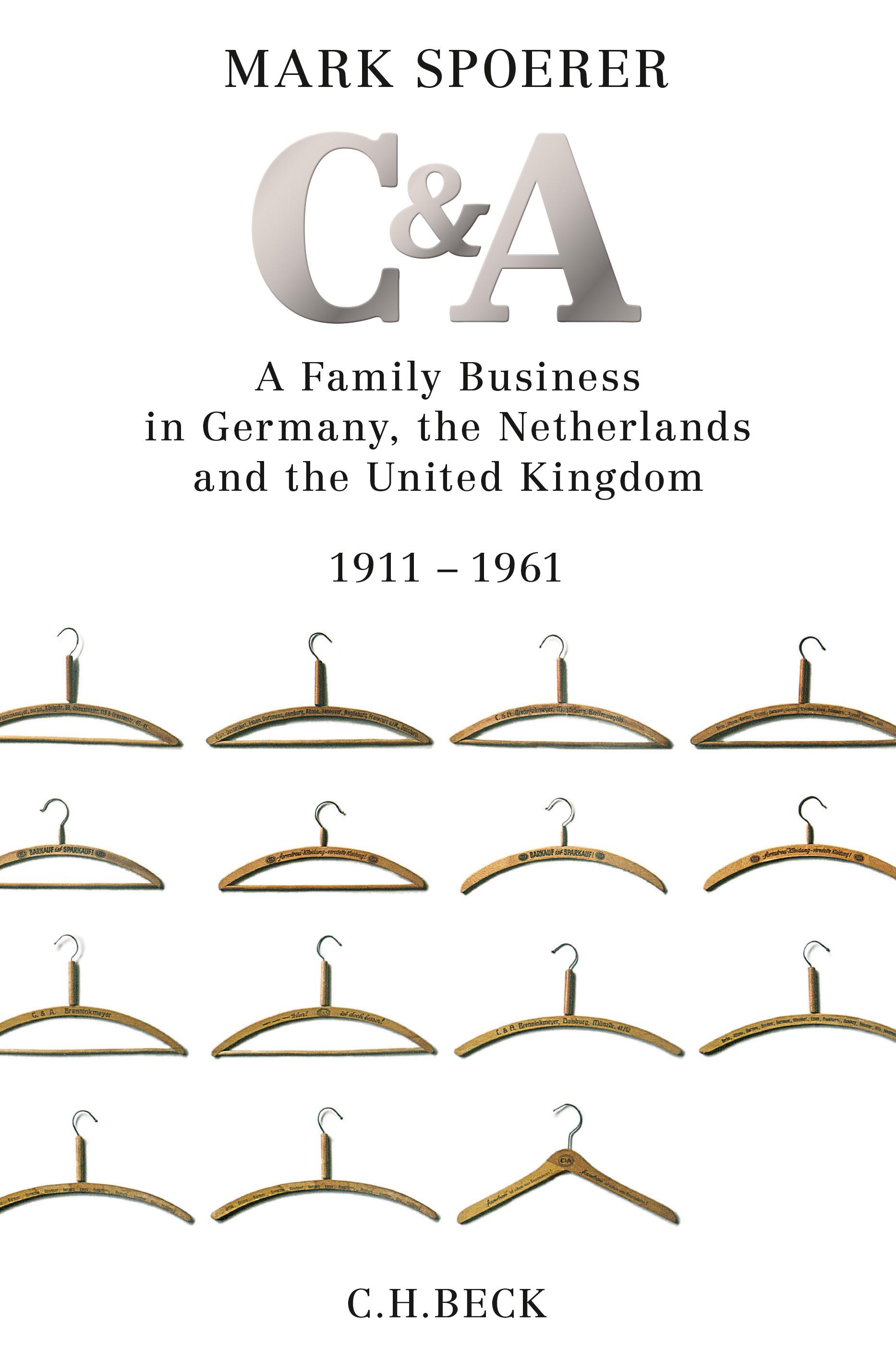 Cover des Buches 'C&A'