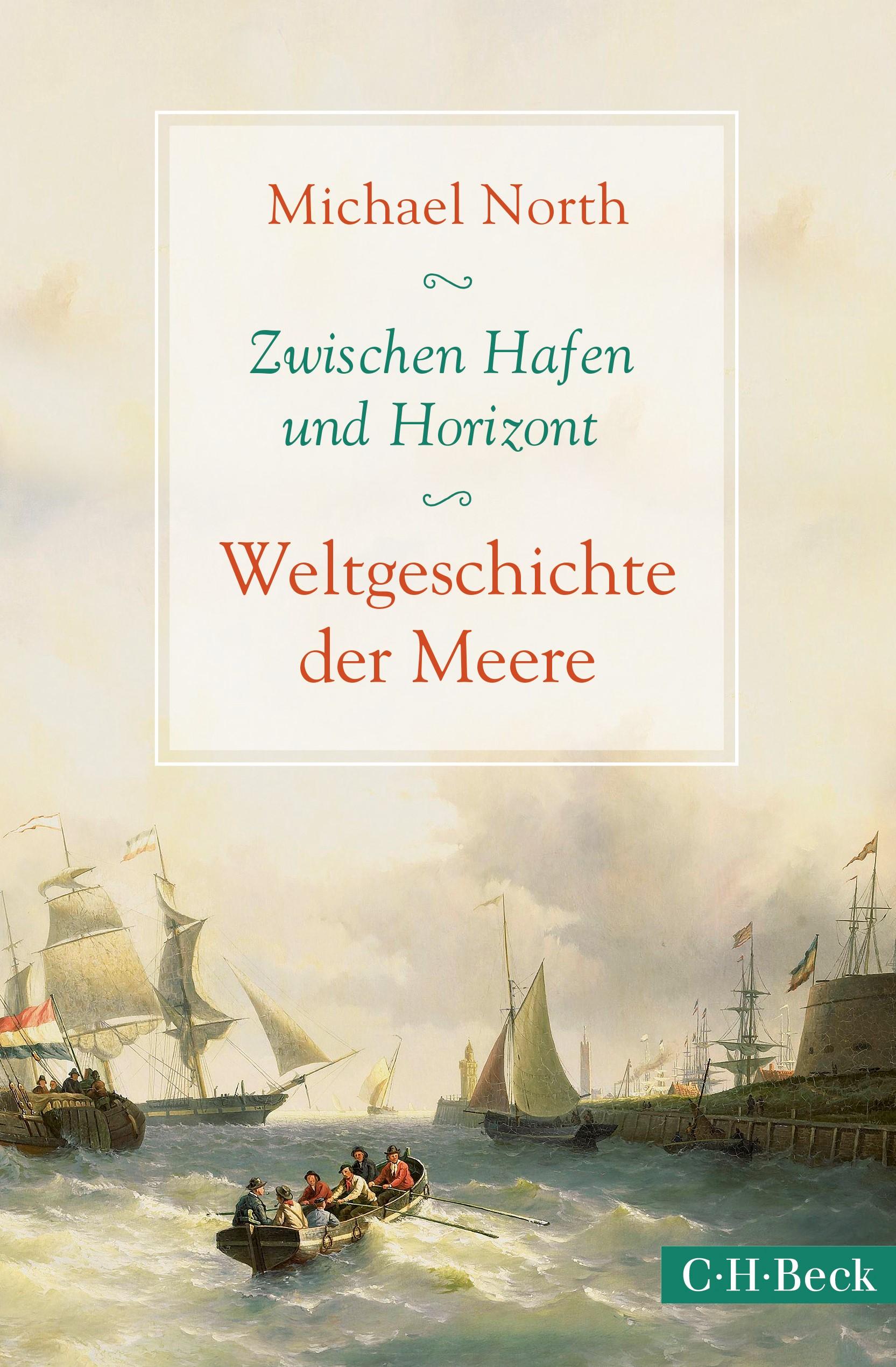 Cover des Buches 'Zwischen Hafen und Horizont'