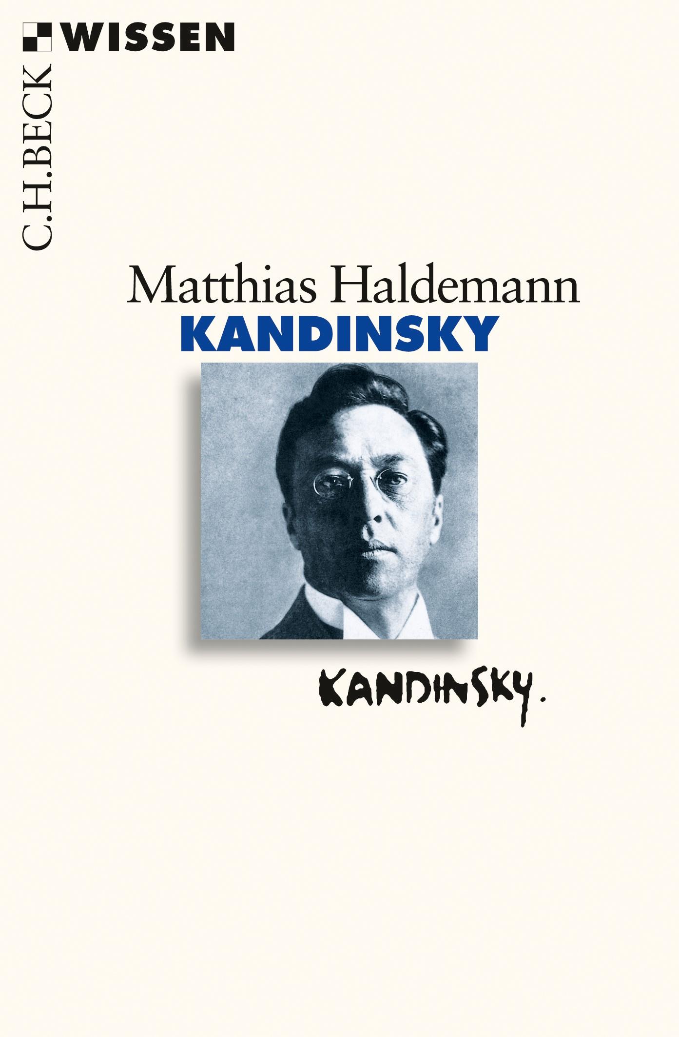 Cover des Buches 'Kandinsky'