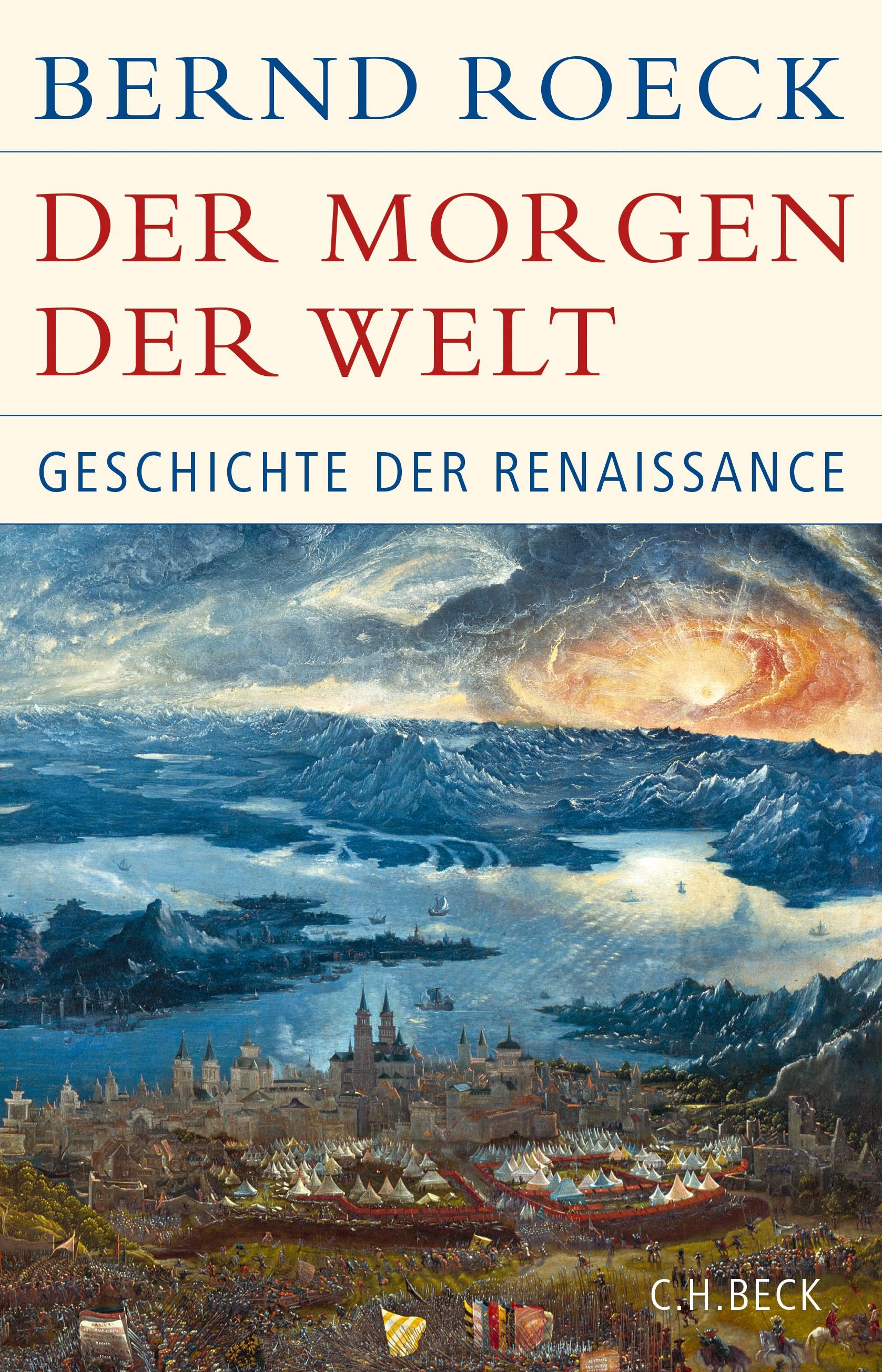 Cover des Buches 'Der Morgen der Welt'