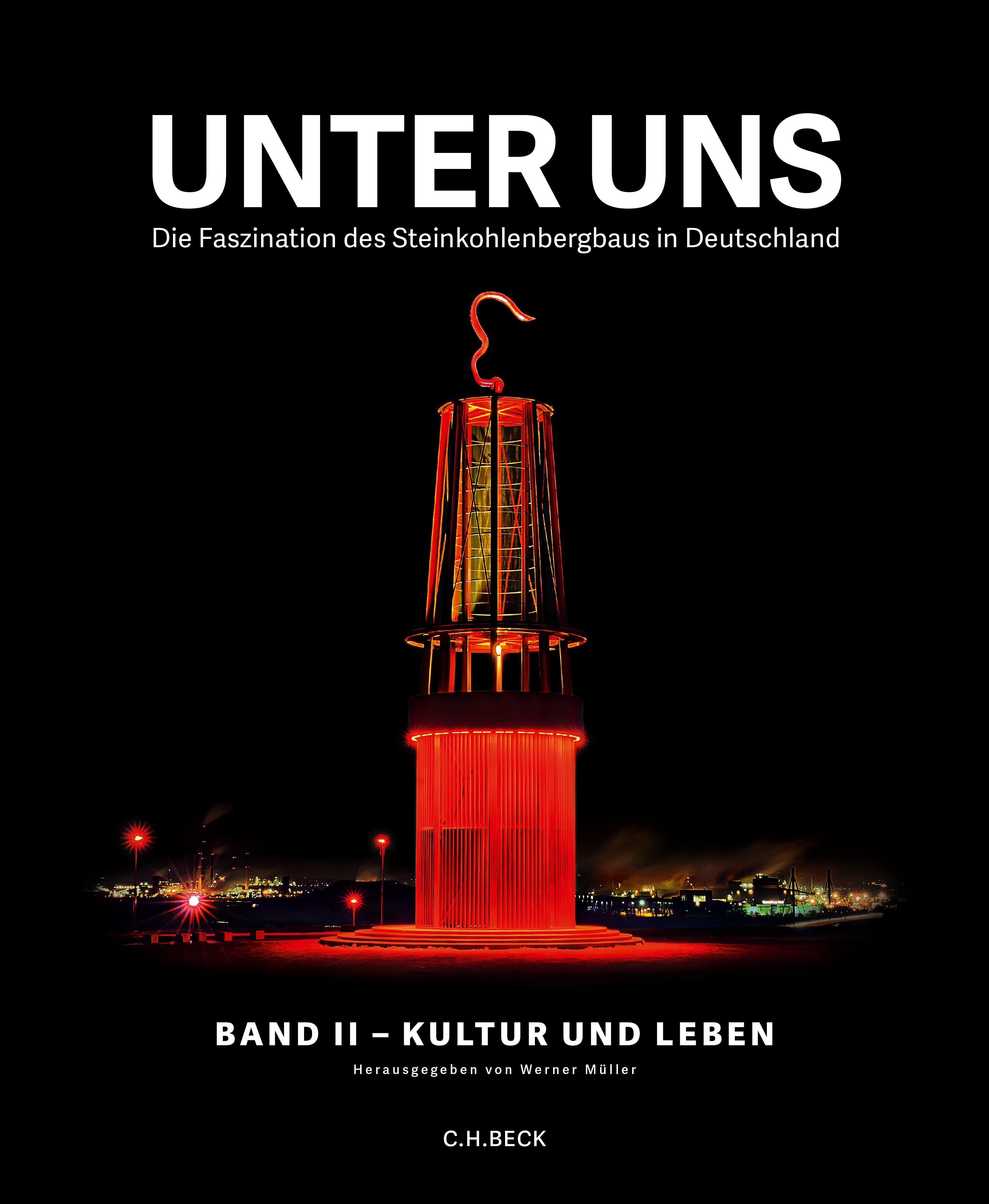 Cover des Buches 'Unter uns  Band II: Kultur und Leben'