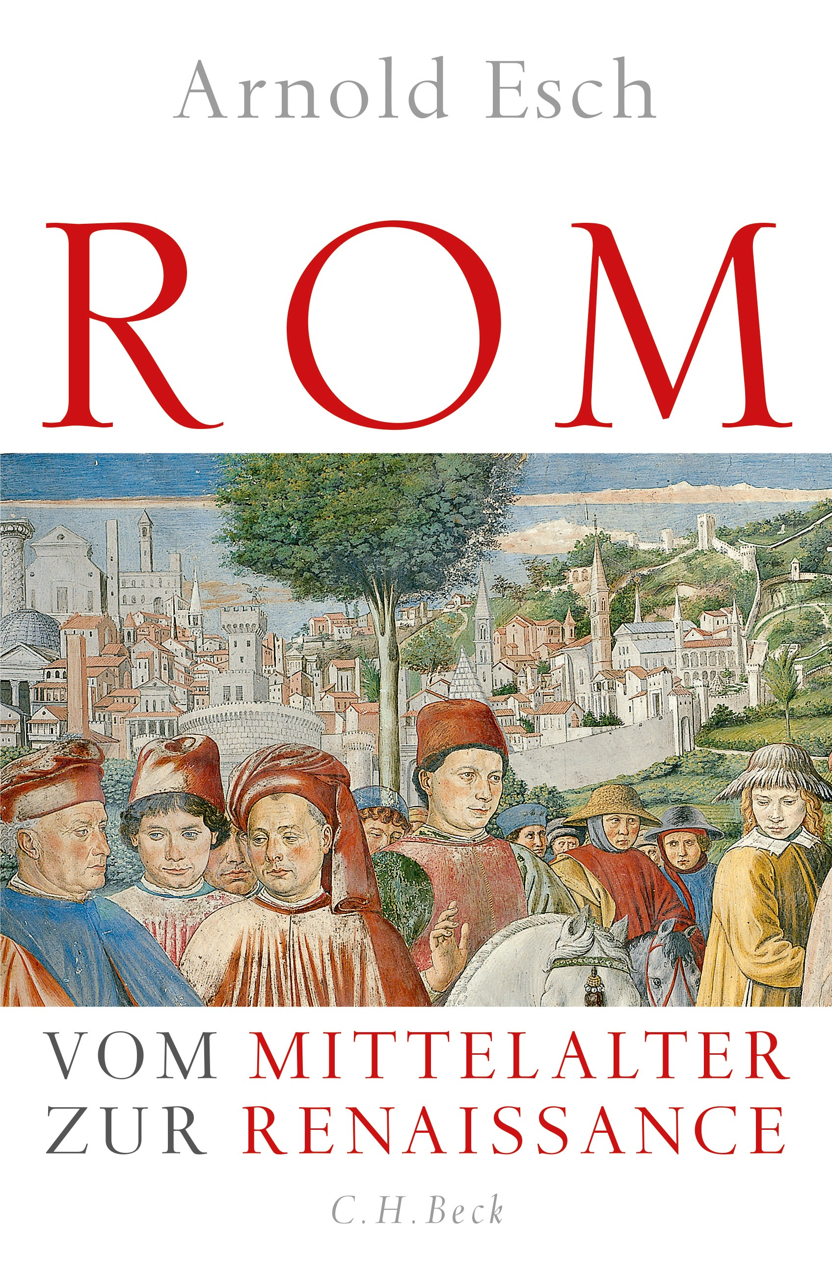 Cover des Buches 'Rom'
