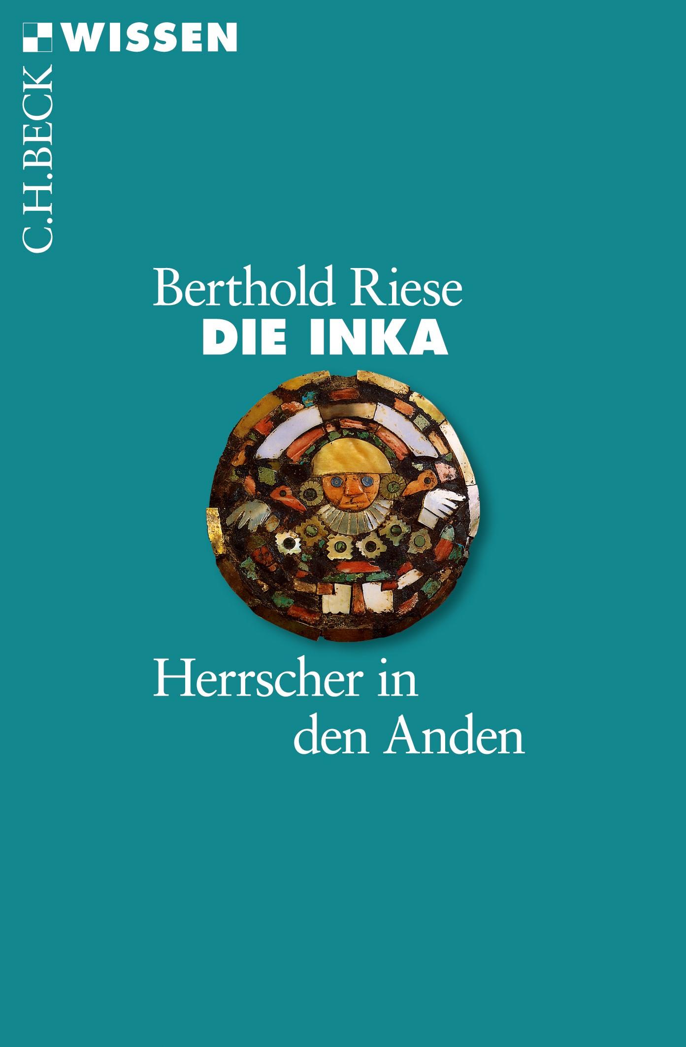 Cover des Buches 'Die Inka'