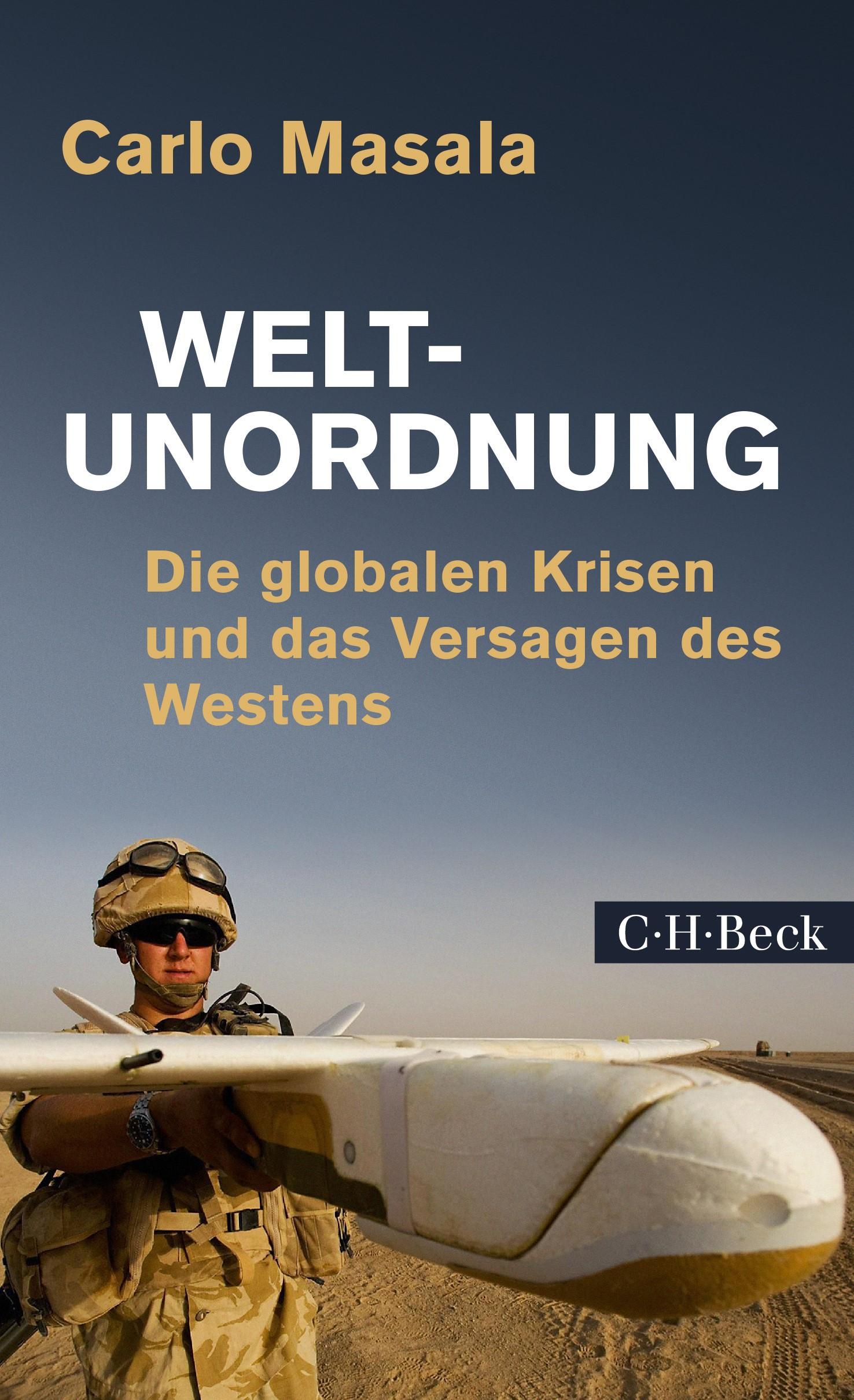 Cover des Buches 'Weltunordnung'