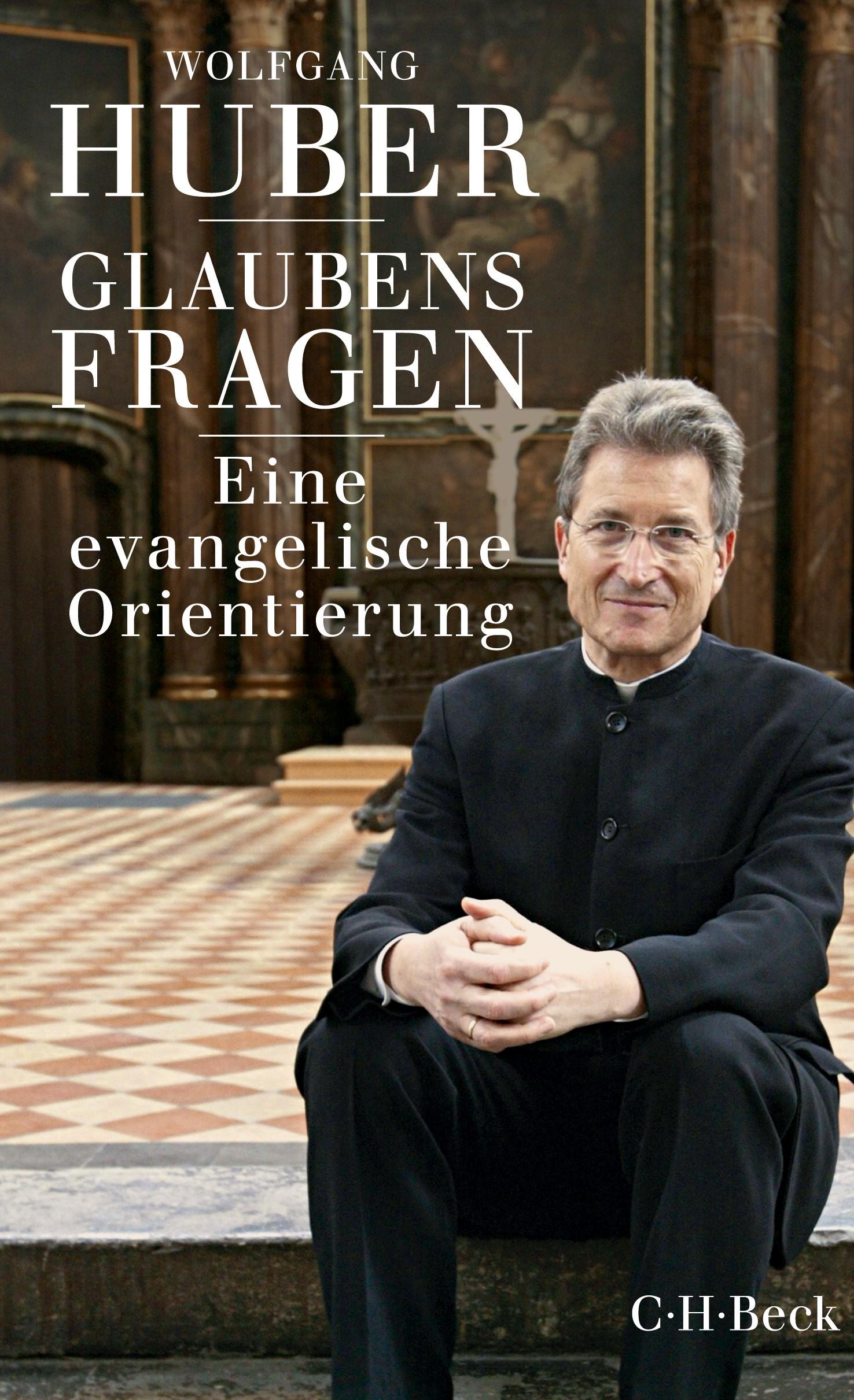 Cover des Buches 'Glaubensfragen'