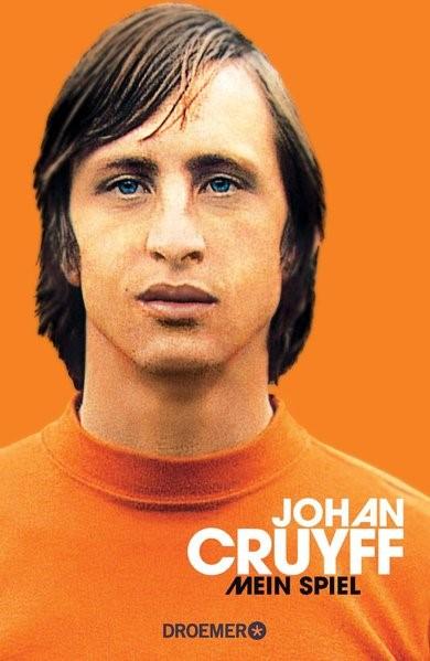 Cover des Buches 'Mein Spiel'