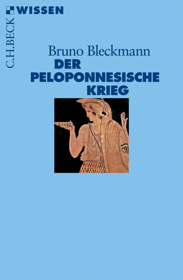 Cover des Buches 'Der Peloponnesische Krieg'