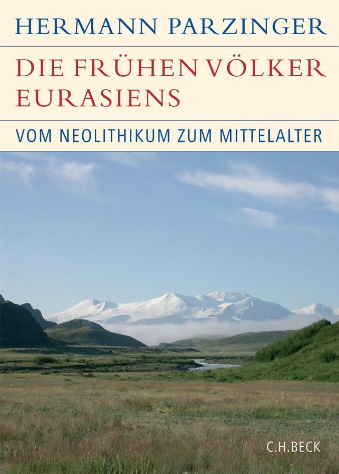 Cover des Buches 'Die frühen Völker Eurasiens'