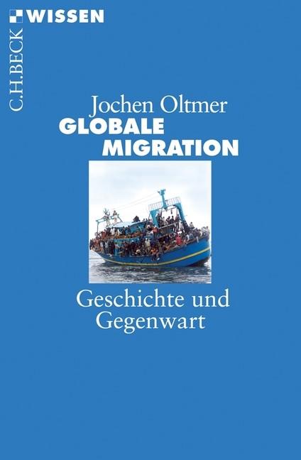 Cover des Buches 'Globale Migration'