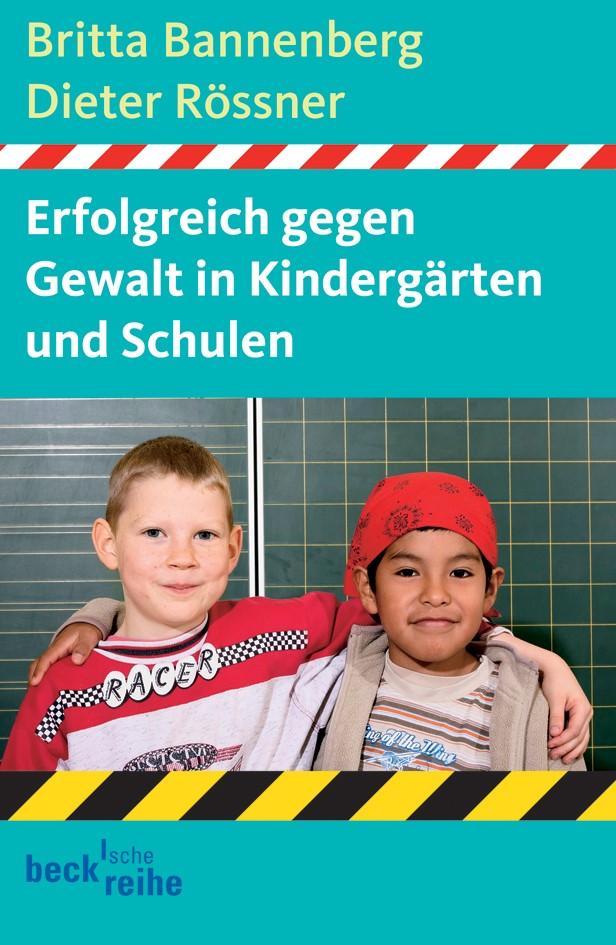 Cover des Buches 'Erfolgreich gegen Gewalt in Kindergärten und Schulen'