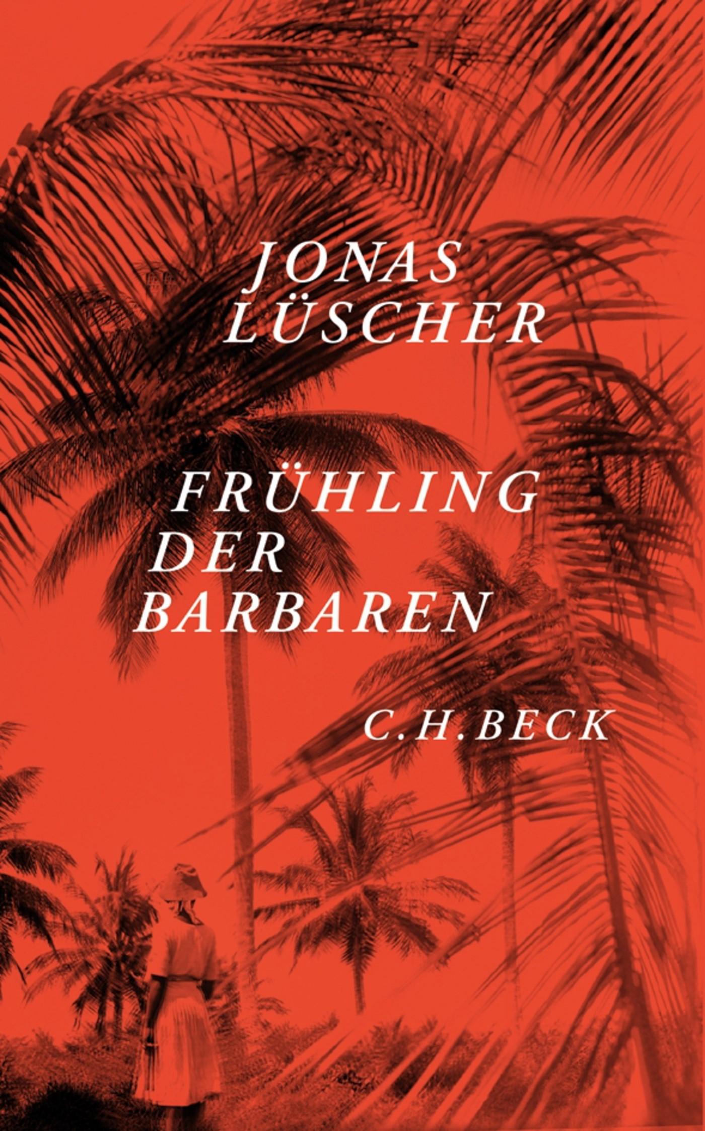 Cover des Buches 'Frühling der Barbaren'