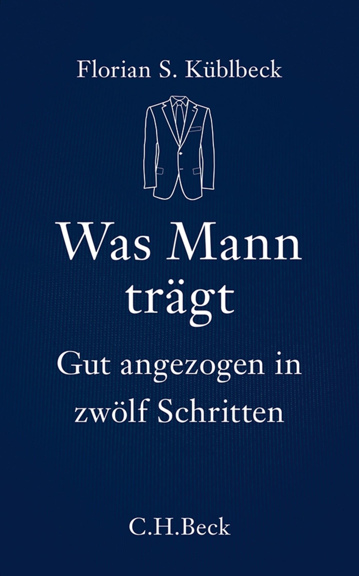 Cover des Buches 'Was Mann trägt'