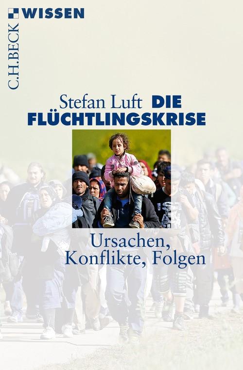 Cover des Buches 'Die Flüchtlingskrise'