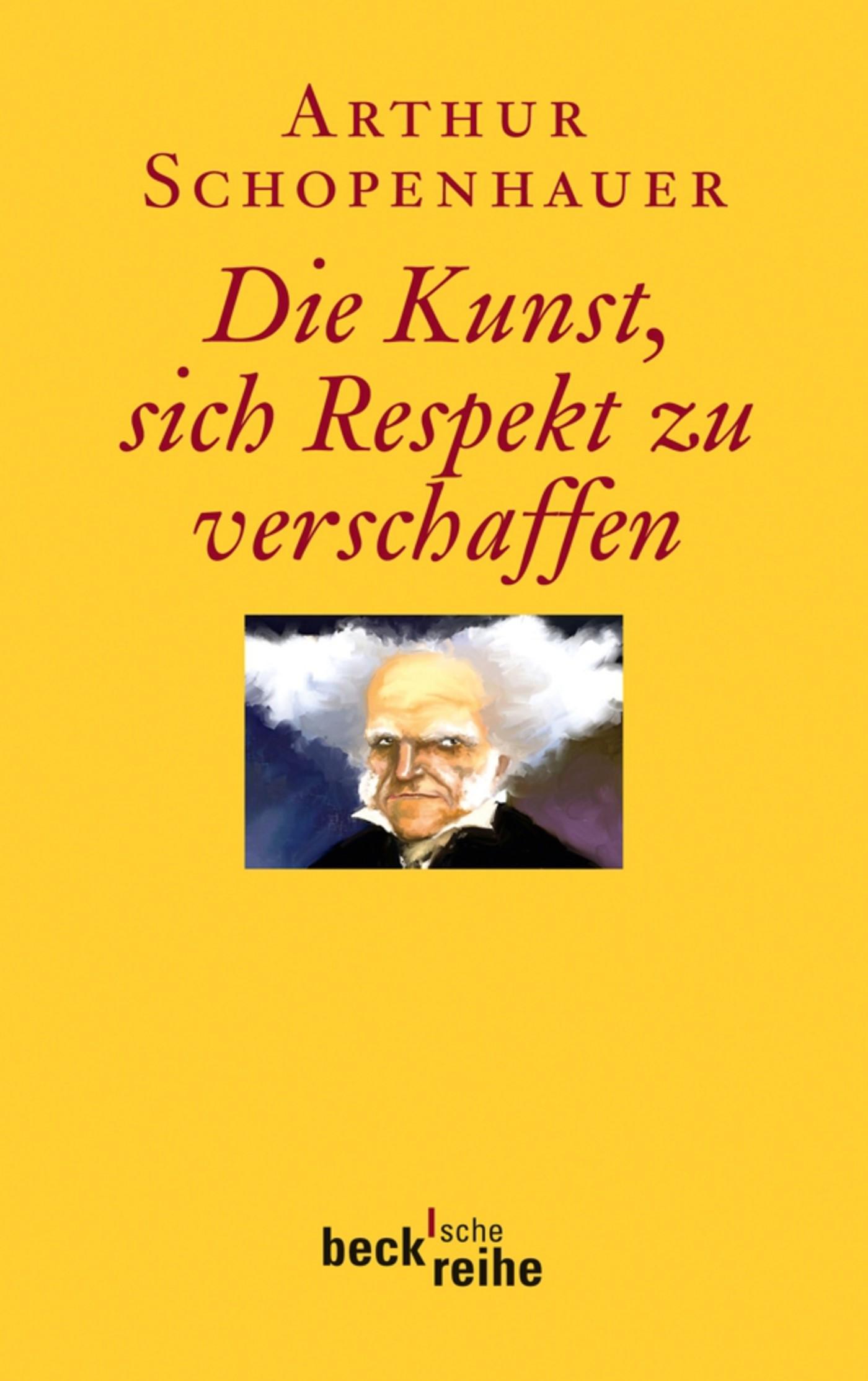 Cover des Buches 'Die Kunst, sich Respekt zu verschaffen'