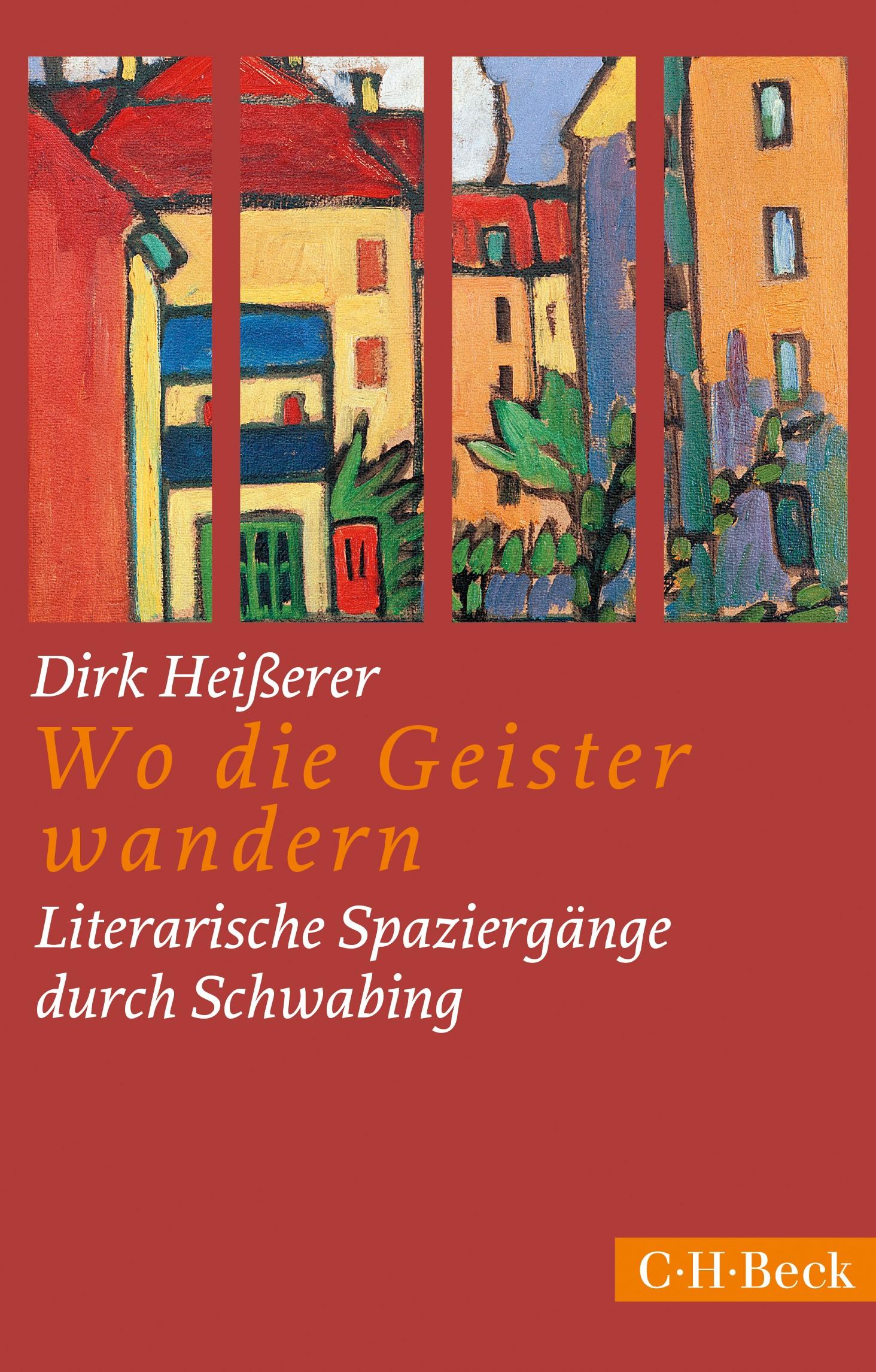Cover des Buches 'Wo die Geister wandern'