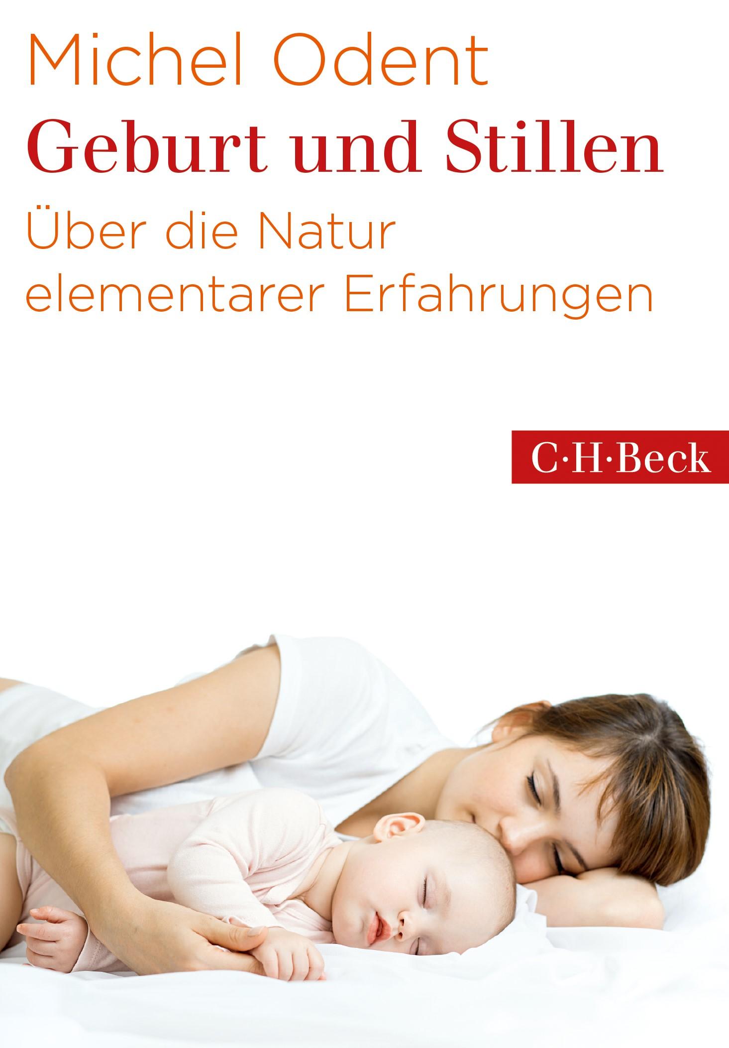 Cover des Buches 'Geburt und Stillen'