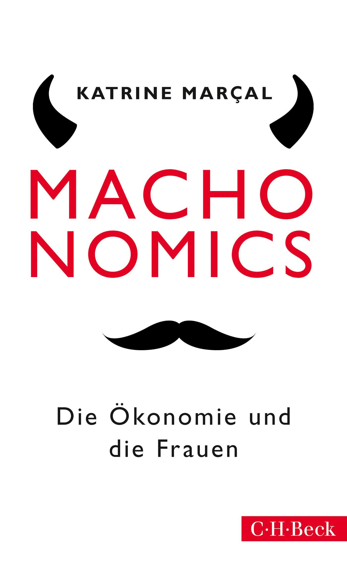 Cover des Buches 'Machonomics'