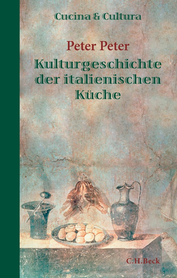 Cover des Buches 'Cucina e Cultura'