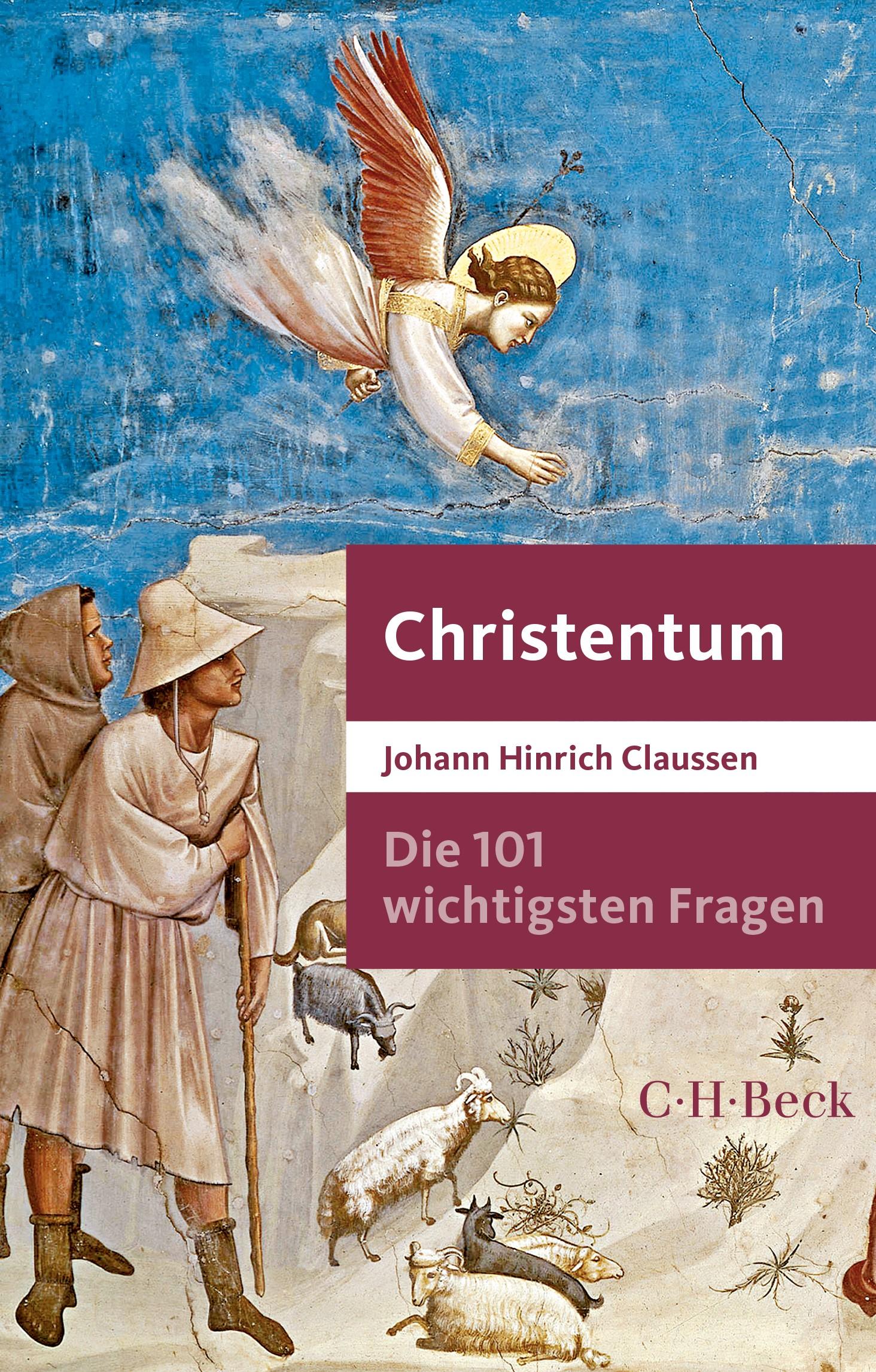 Cover des Buches 'Die 101 wichtigsten Fragen - Christentum'
