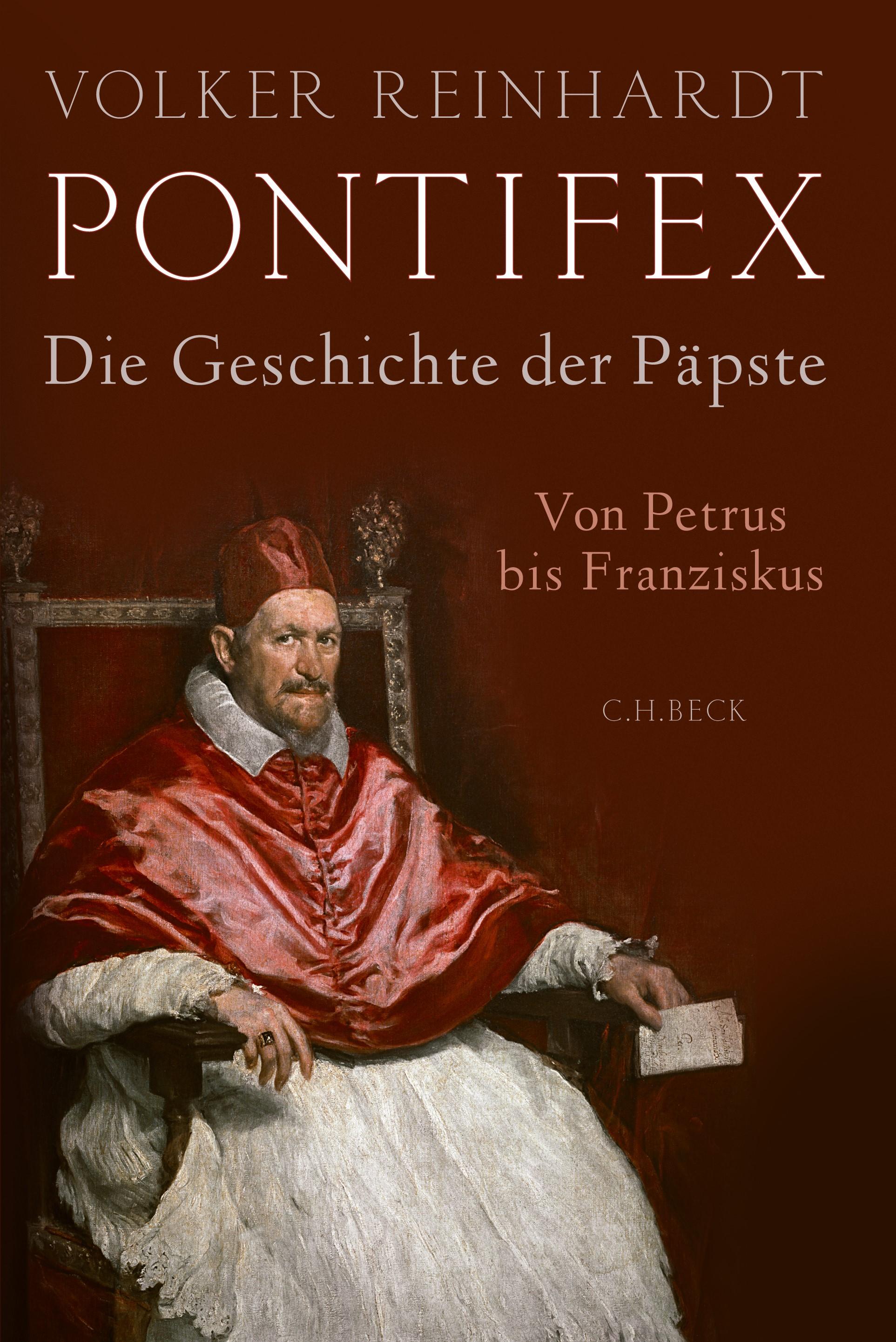 Cover des Buches 'Pontifex'