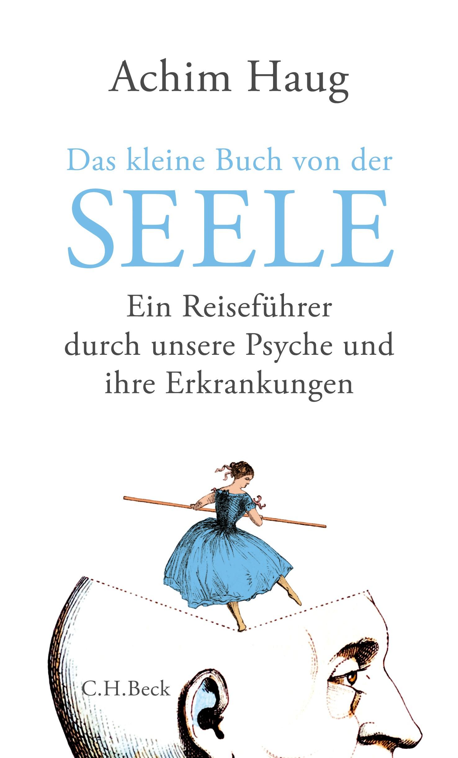 Cover des Buches 'Das kleine Buch von der Seele'