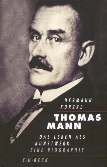 Cover des Buches 'Thomas Mann'