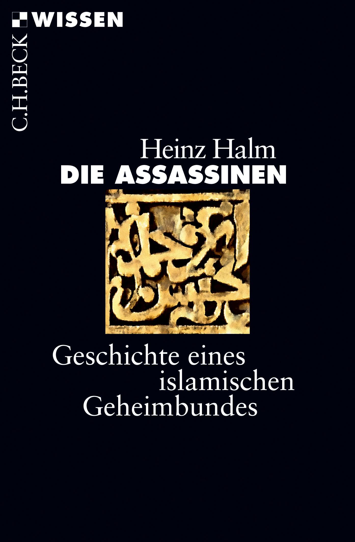 Cover des Buches 'Die Assassinen'