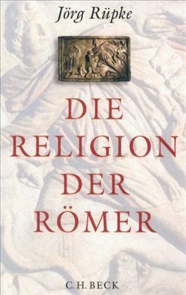 Cover des Buches 'Die Religion der Römer'