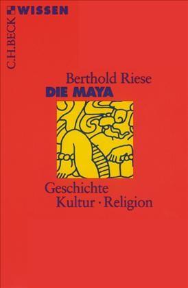 Cover des Buches 'Die Maya'