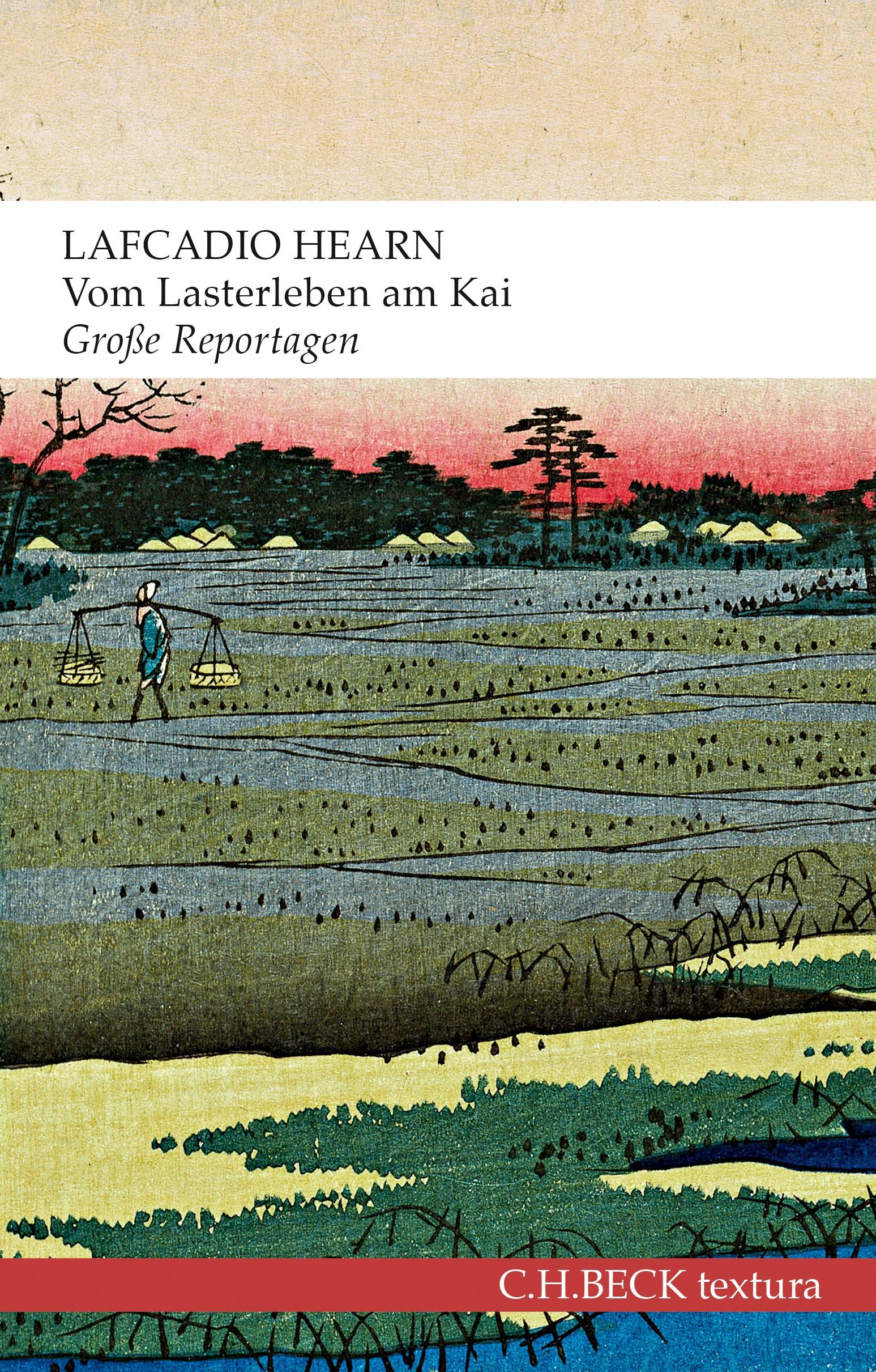 Cover des Buches 'Vom Lasterleben am Kai'