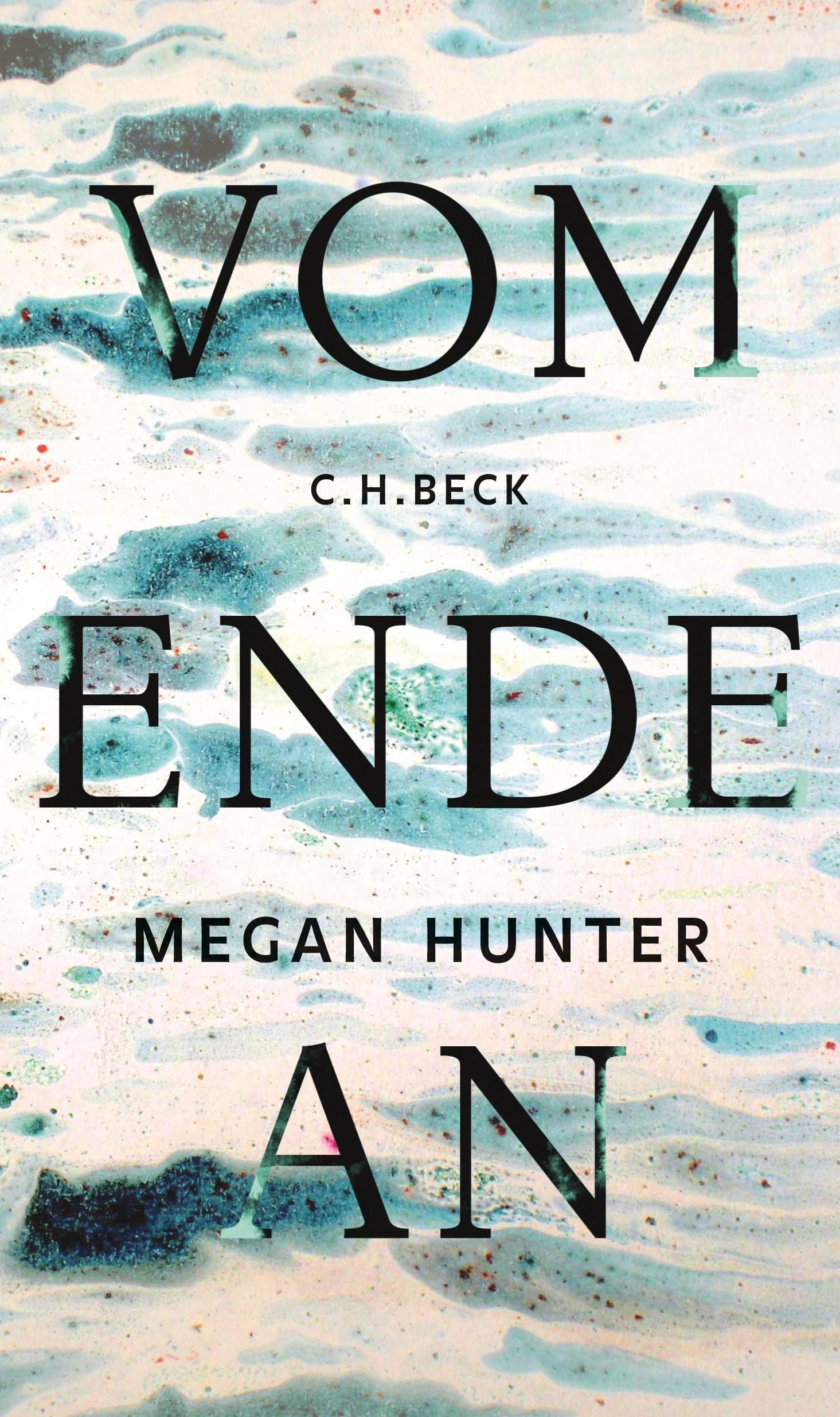 Cover des Buches 'Vom Ende an'